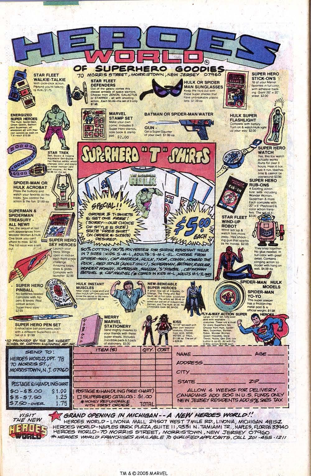 Read online Uncanny X-Men (1963) comic -  Issue # _Annual 4 - 42