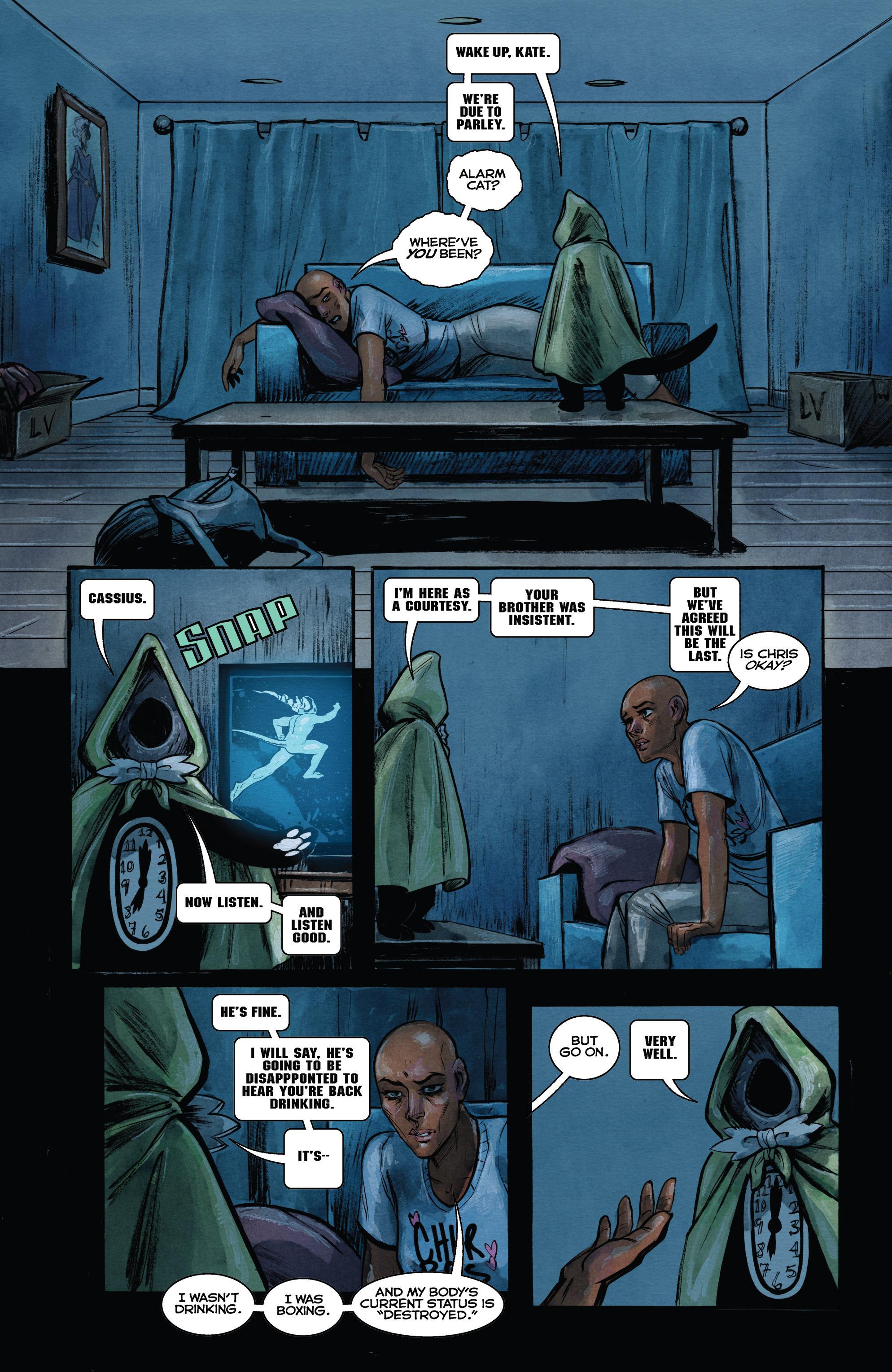Read online Shutter comic -  Issue #23 - 8