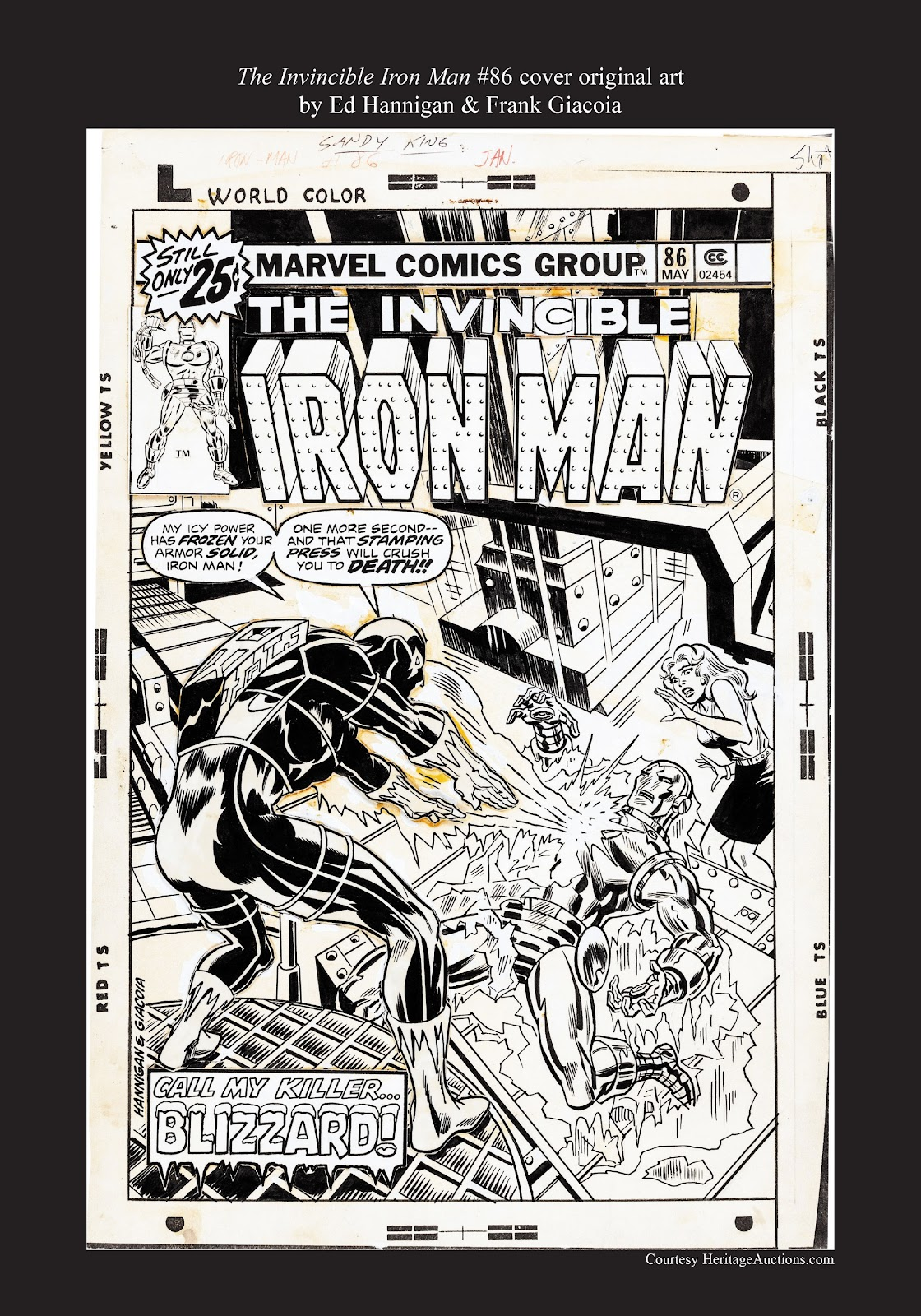 Read online Marvel Masterworks: The Invincible Iron Man comic -  Issue # TPB 11 (Part 3) - 122