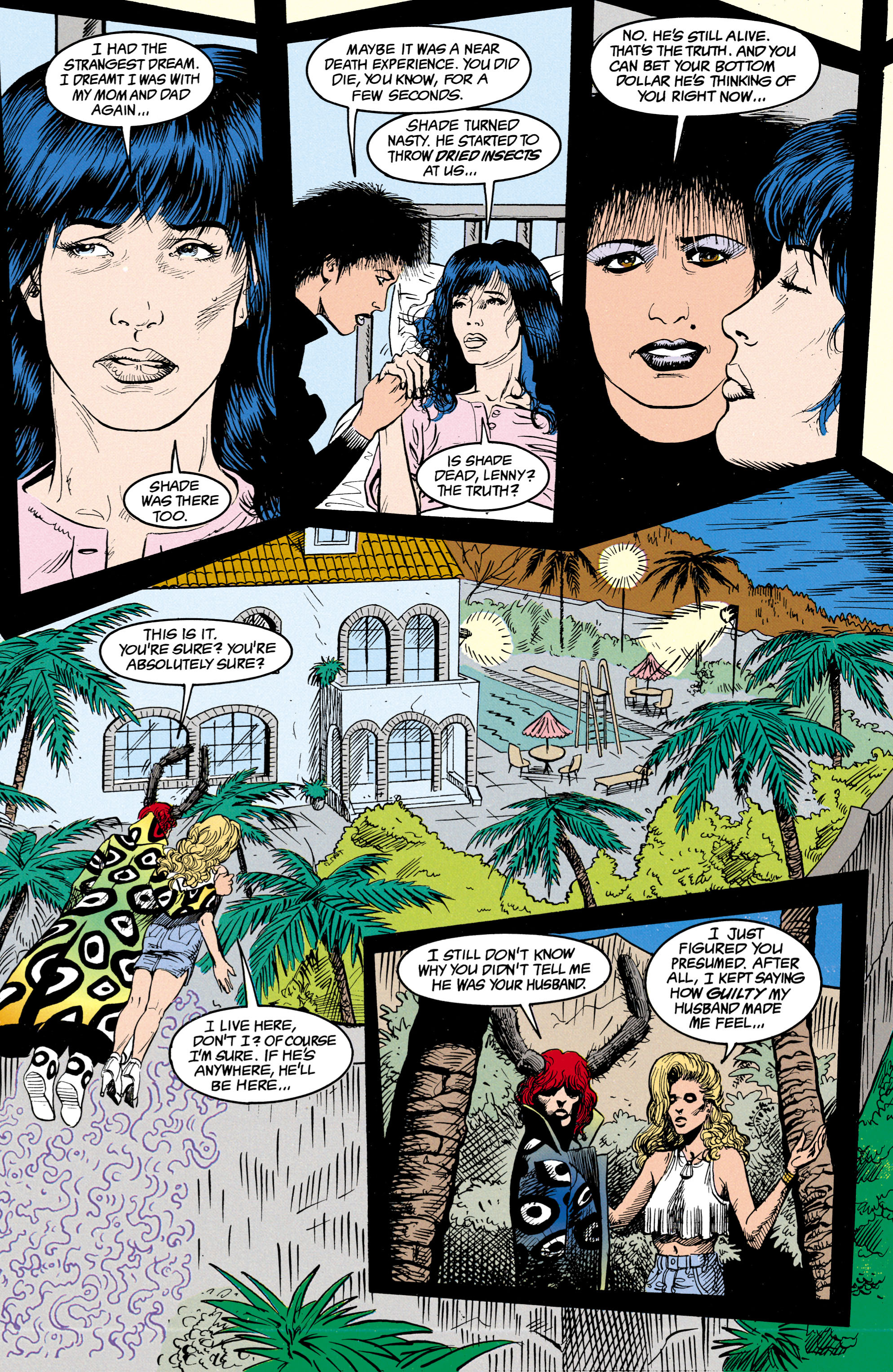Read online Shade, the Changing Man comic -  Issue #14 - 18
