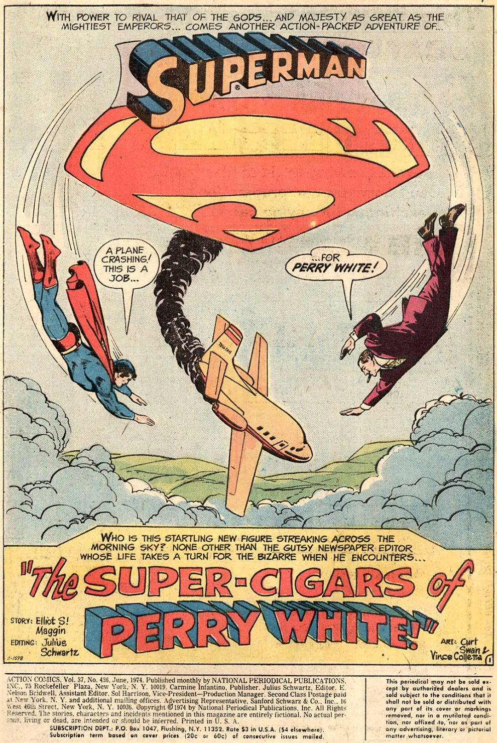 Action Comics (1938) 436 Page 2