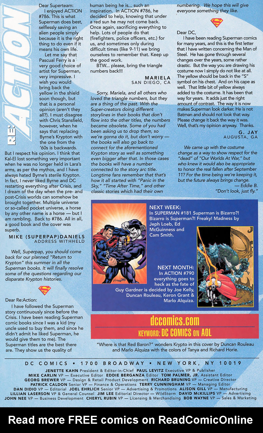 Action Comics (1938) 789 Page 30