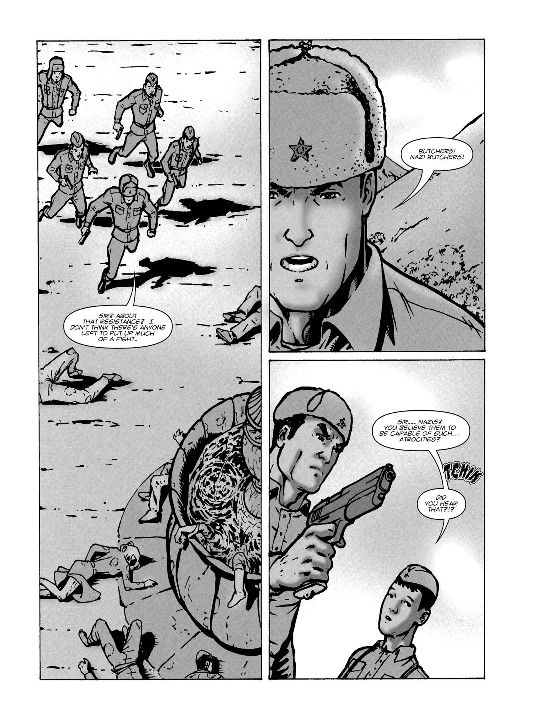 Read online FUBAR comic -  Issue #1 - 49