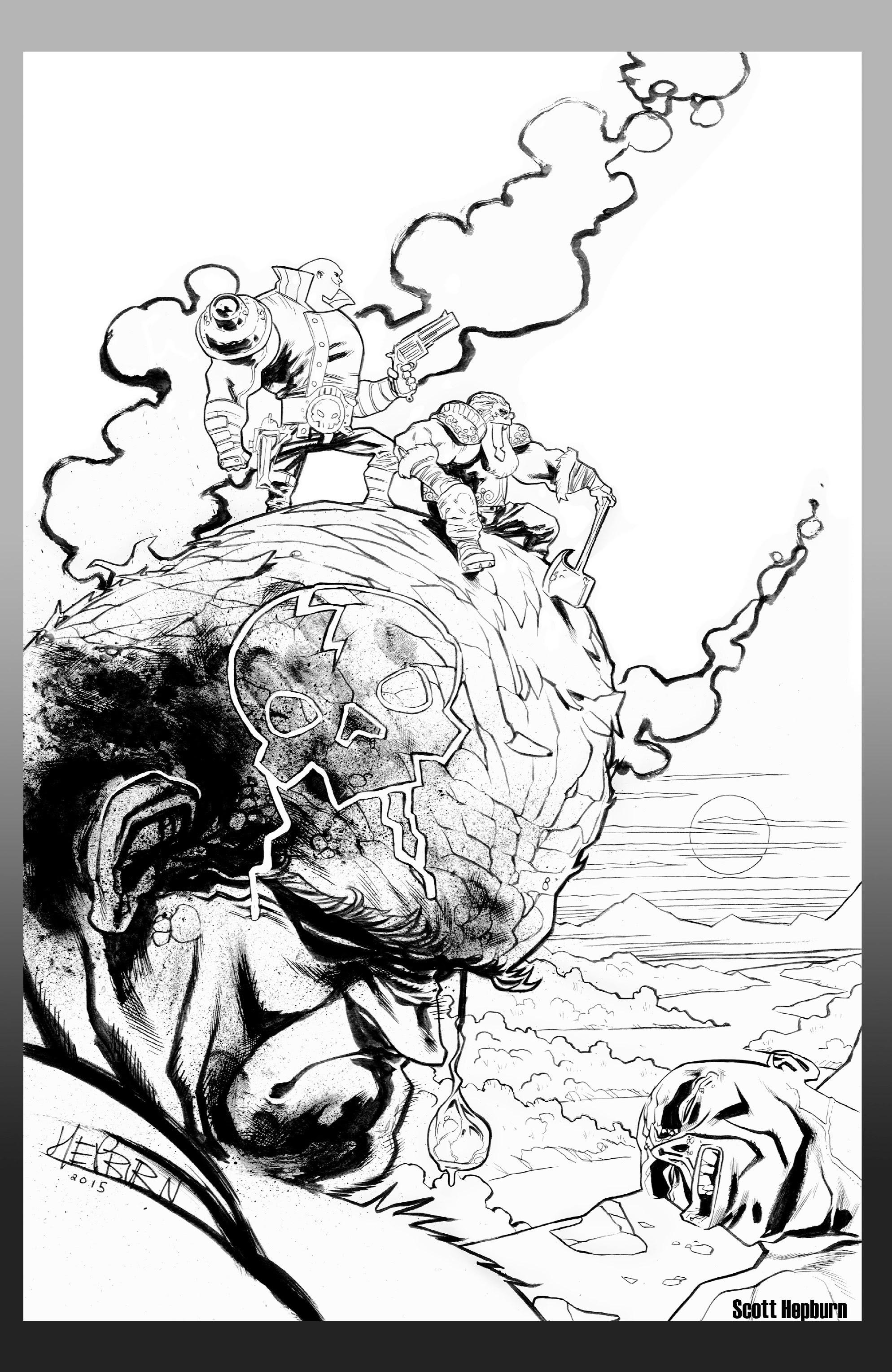 Read online Skullkickers comic -  Issue #100 - 30
