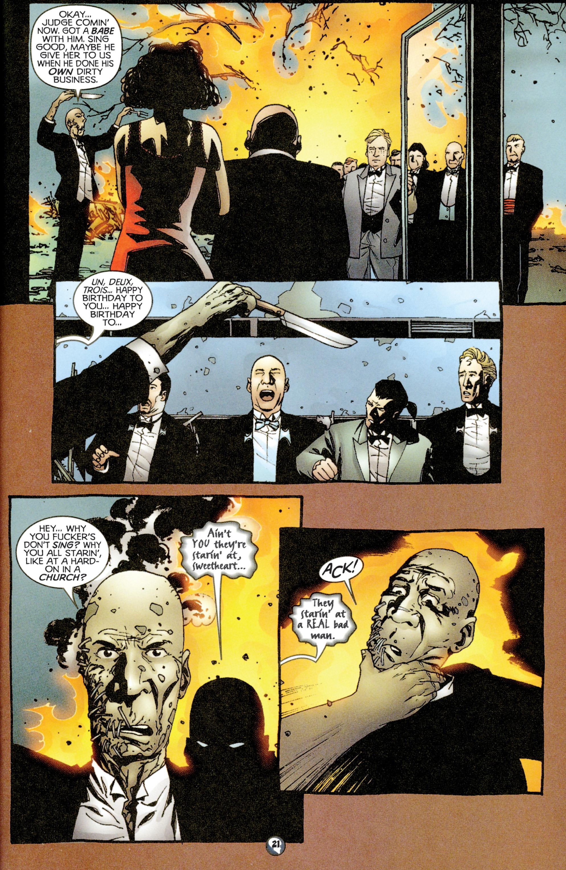 Read online Shadowman (1997) comic -  Issue #15 - 17