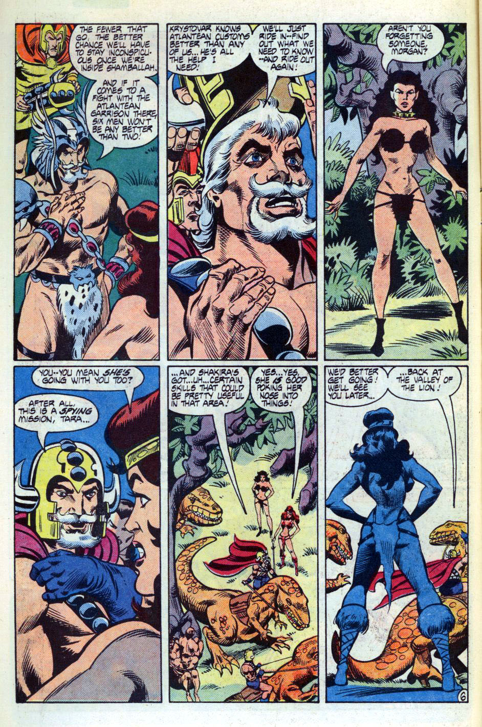 Warlord (1976) issue 92 - Page 7