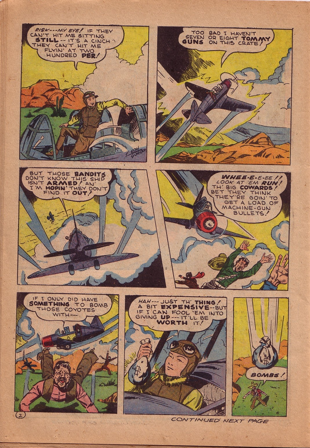 Read online Famous Funnies comic -  Issue #107 - 41