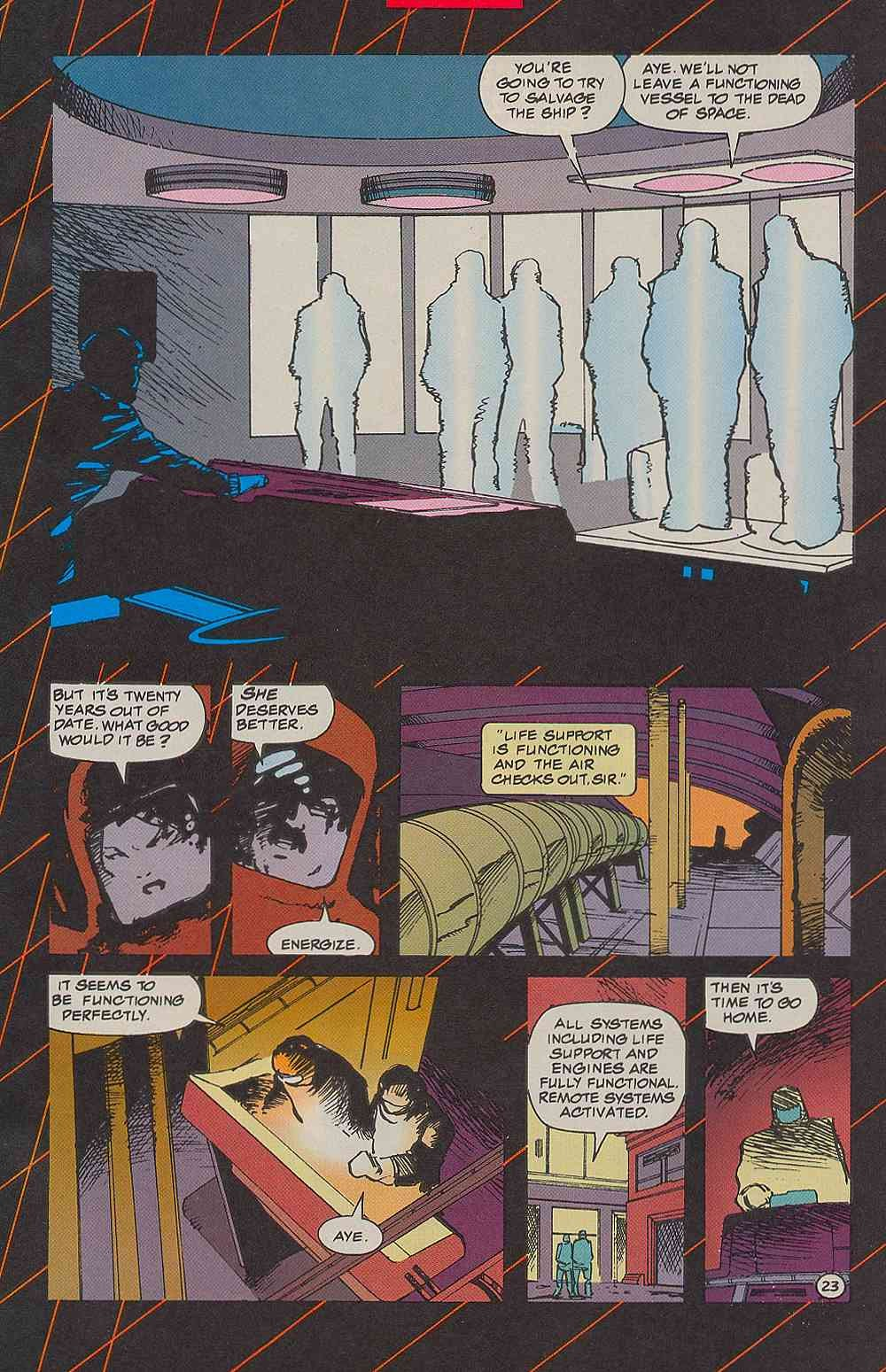 Read online Star Trek (1989) comic -  Issue # _Special 2 - 25
