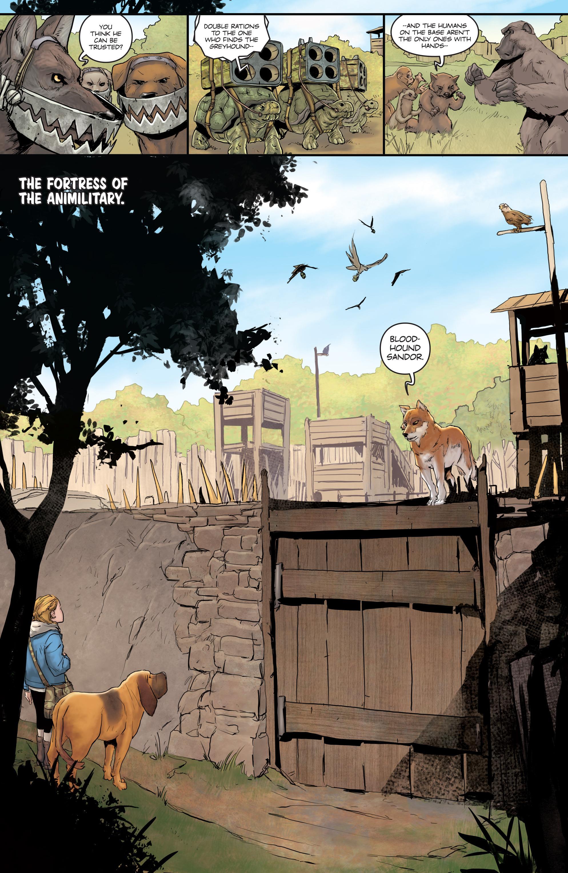 Read online Animosity comic -  Issue #3 - 8