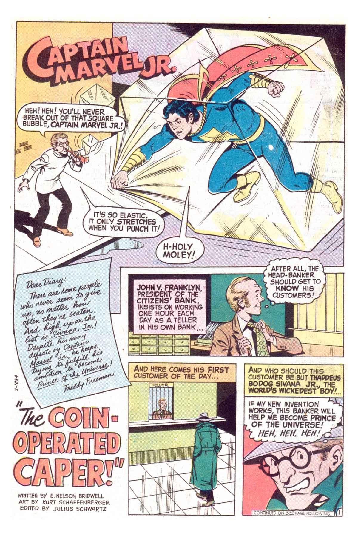 Read online Shazam! (1973) comic -  Issue #18 - 14