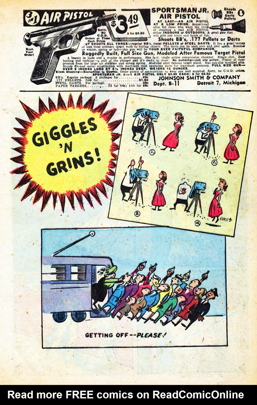 Read online Nellie The Nurse (1945) comic -  Issue #12 - 11
