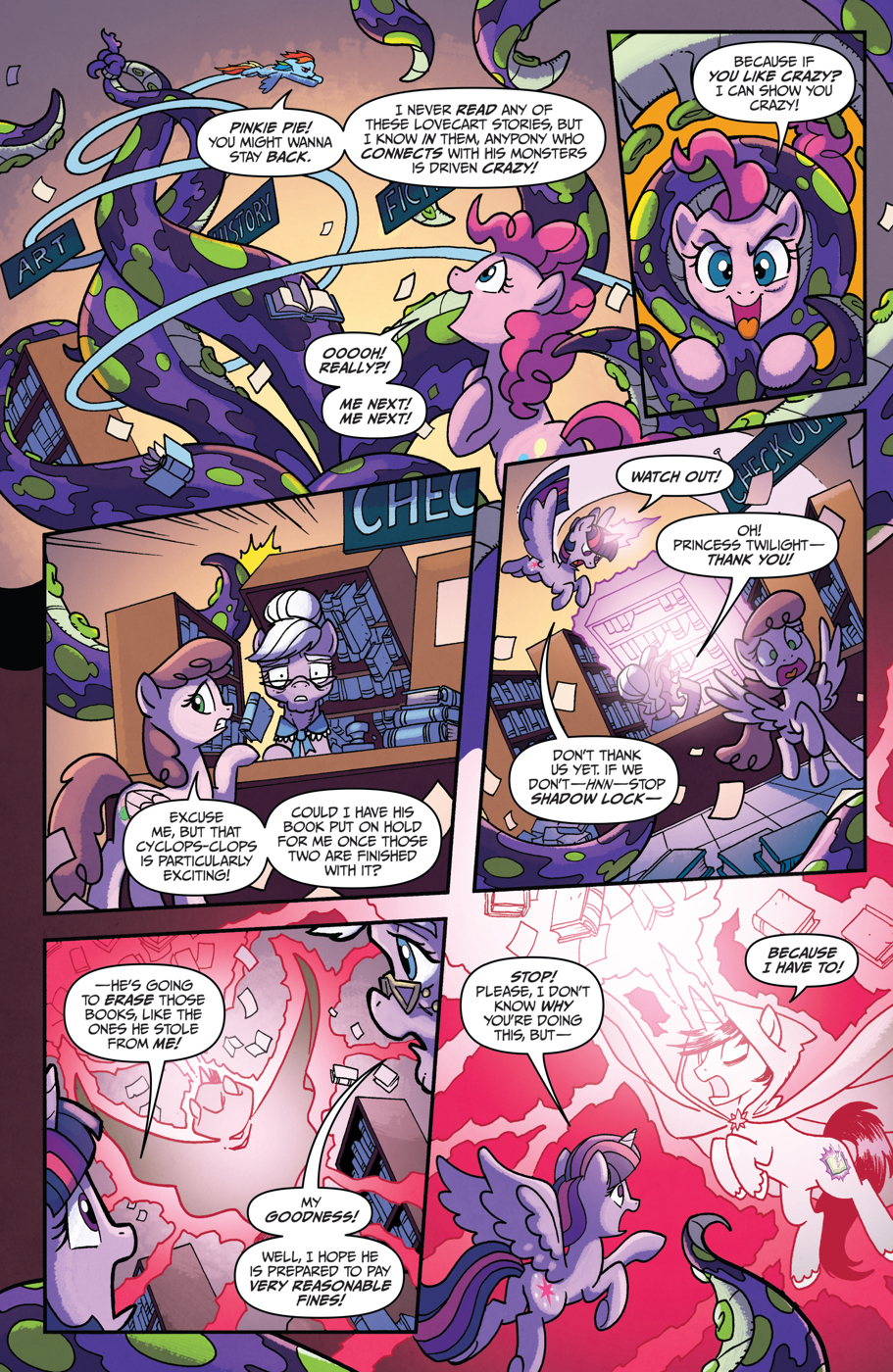 Read online My Little Pony: Friendship is Magic comic -  Issue #52 - 5