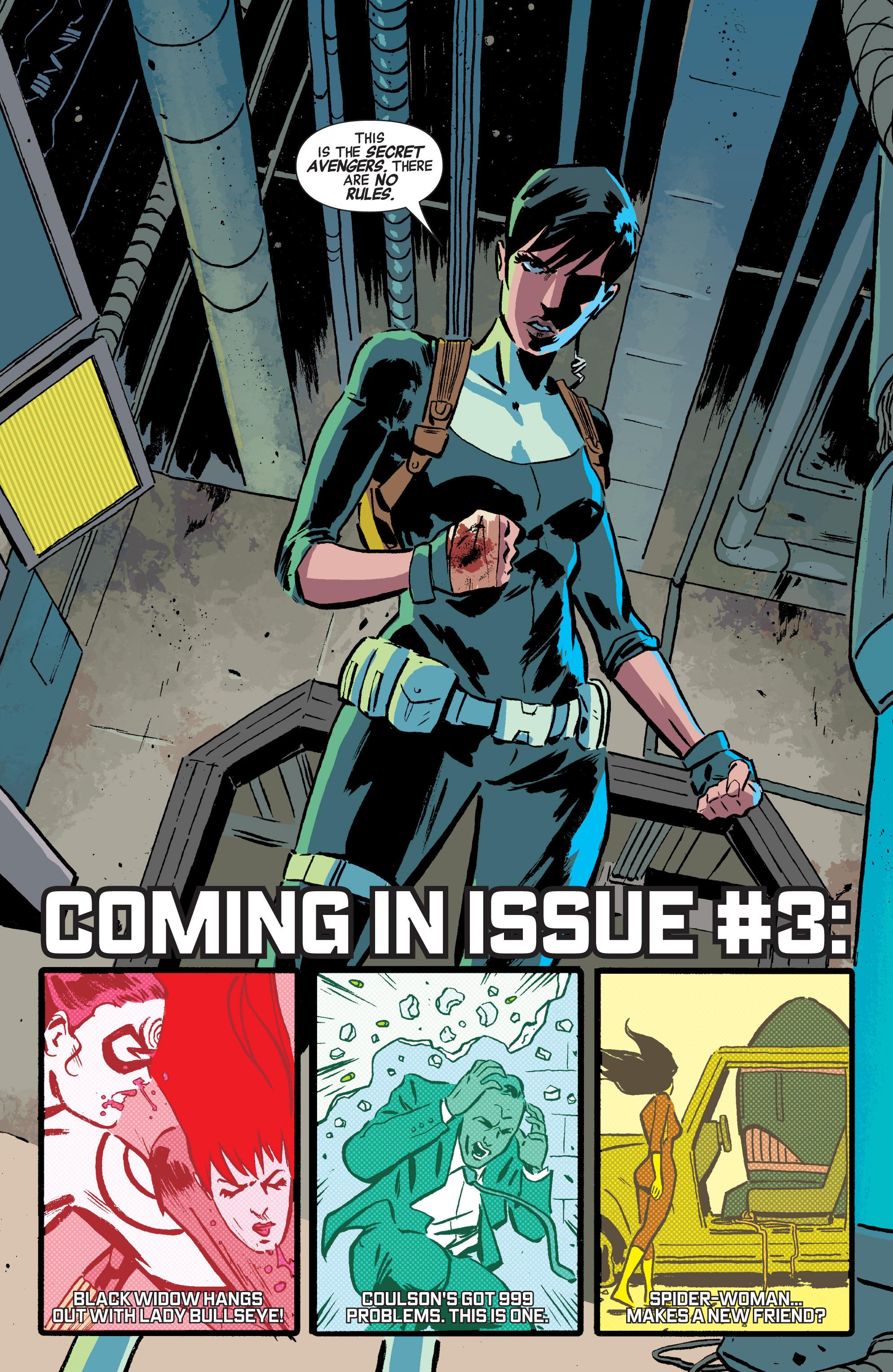 Read online Secret Avengers (2014) comic -  Issue #2 - 21
