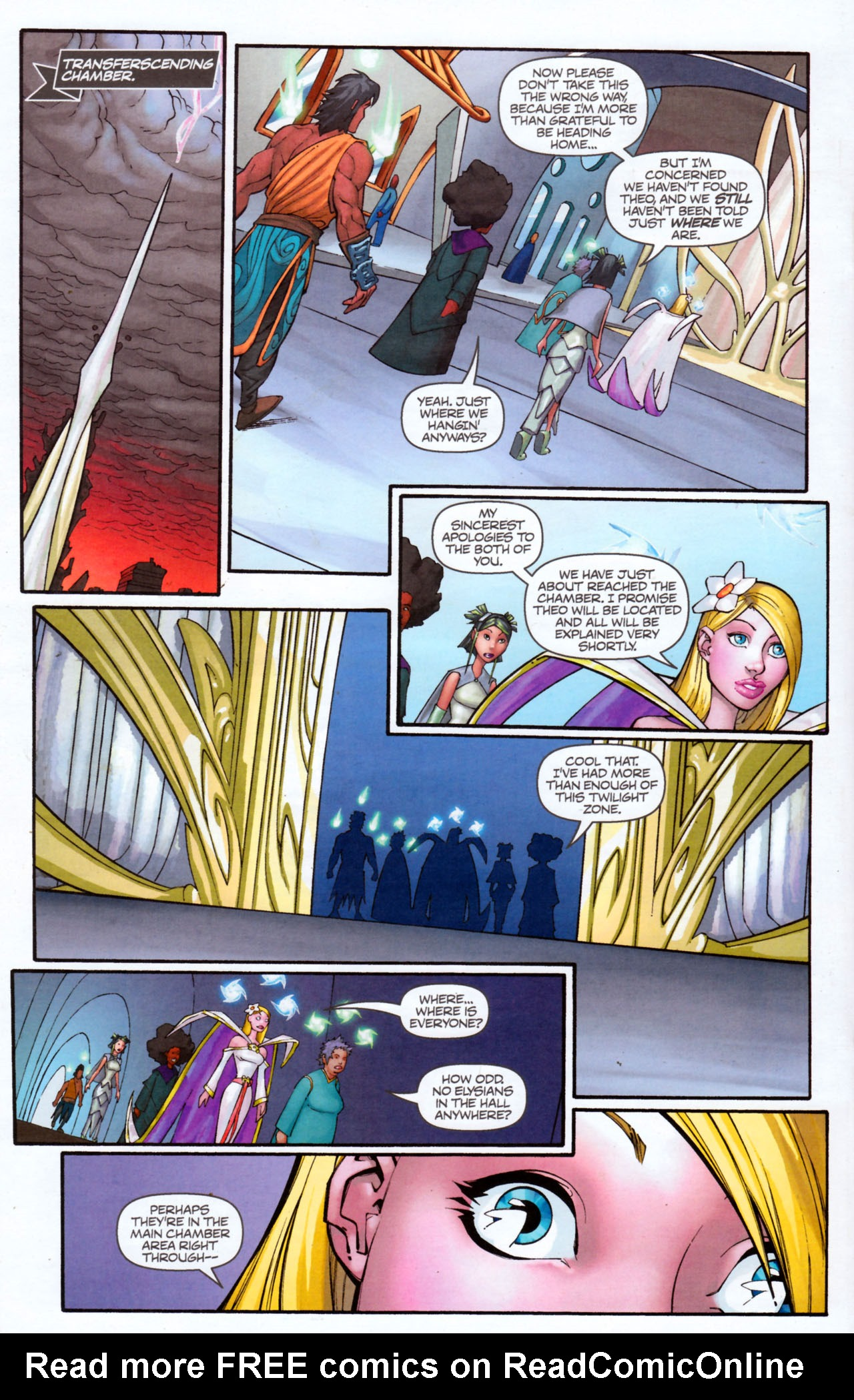 Read online Shrugged (2006) comic -  Issue #7 - 18