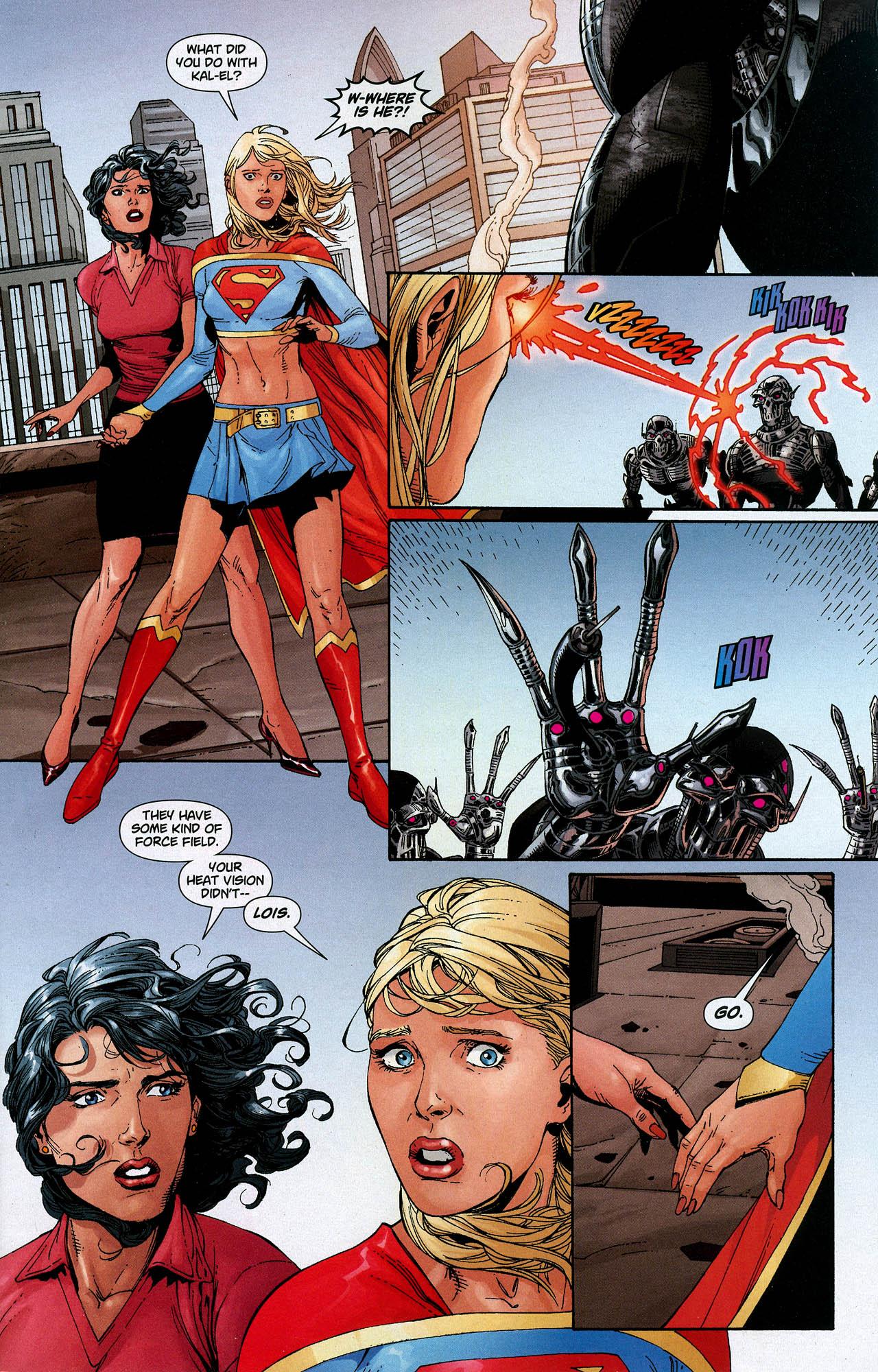 Action Comics (1938) 869 Page 5