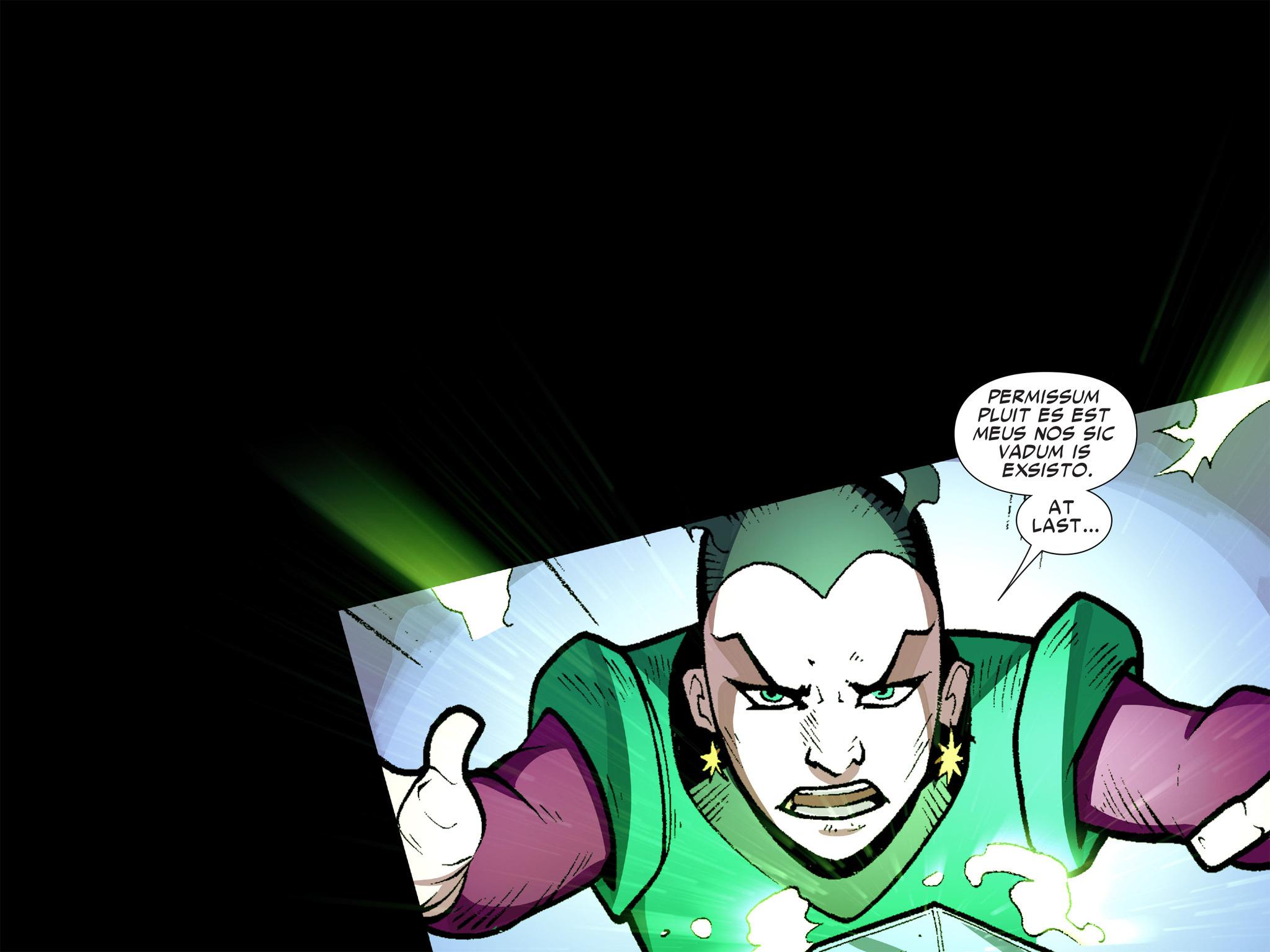 Read online Ultimate Spider-Man (Infinite Comics) (2016) comic -  Issue #9 - 36
