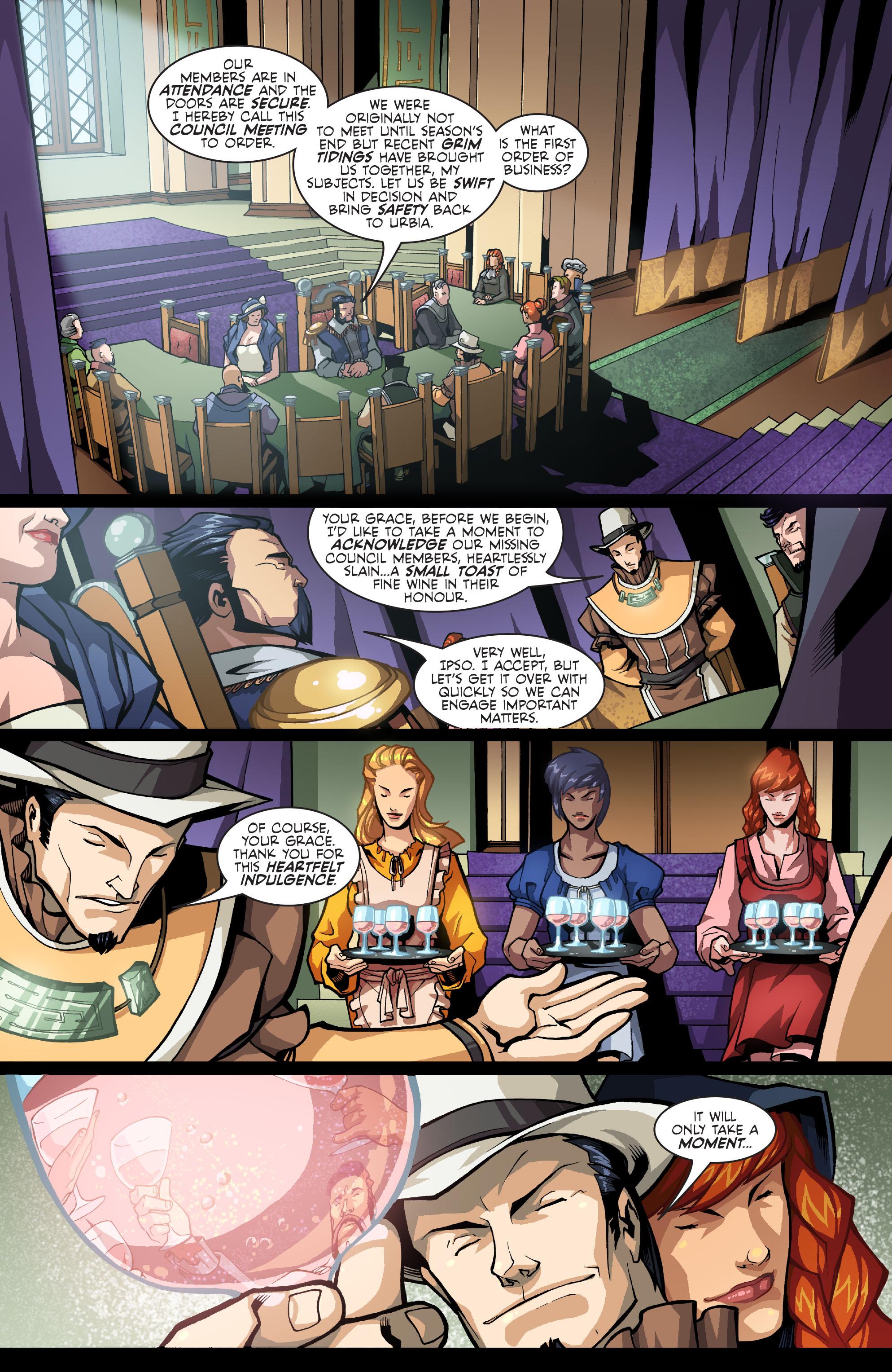 Read online Skullkickers comic -  Issue #9 - 13