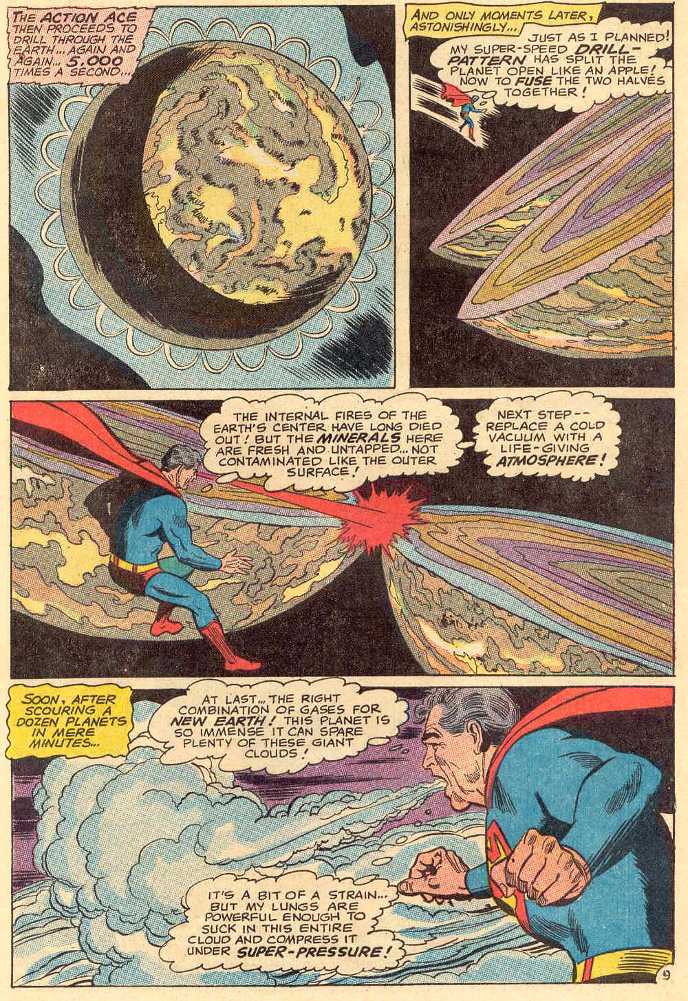 Read online Action Comics (1938) comic -  Issue #387 - 13