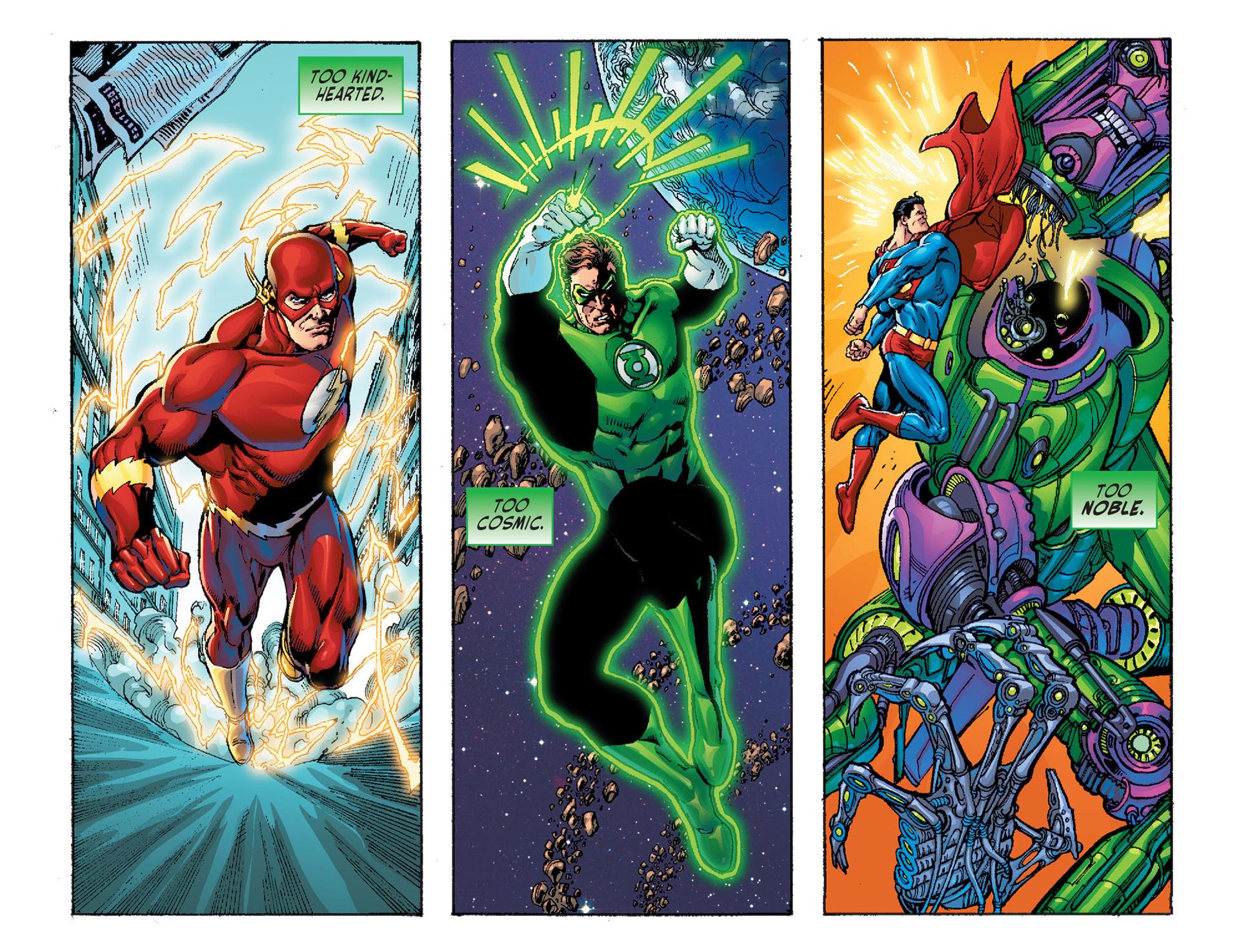 Read online Sensation Comics Featuring Wonder Woman comic -  Issue #1 - 7