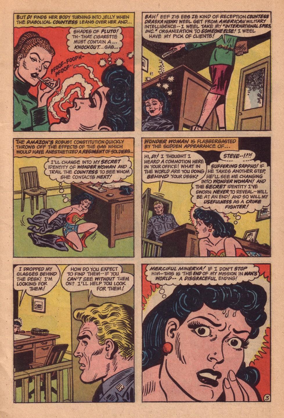 Read online Wonder Woman (1942) comic -  Issue #161 - 5