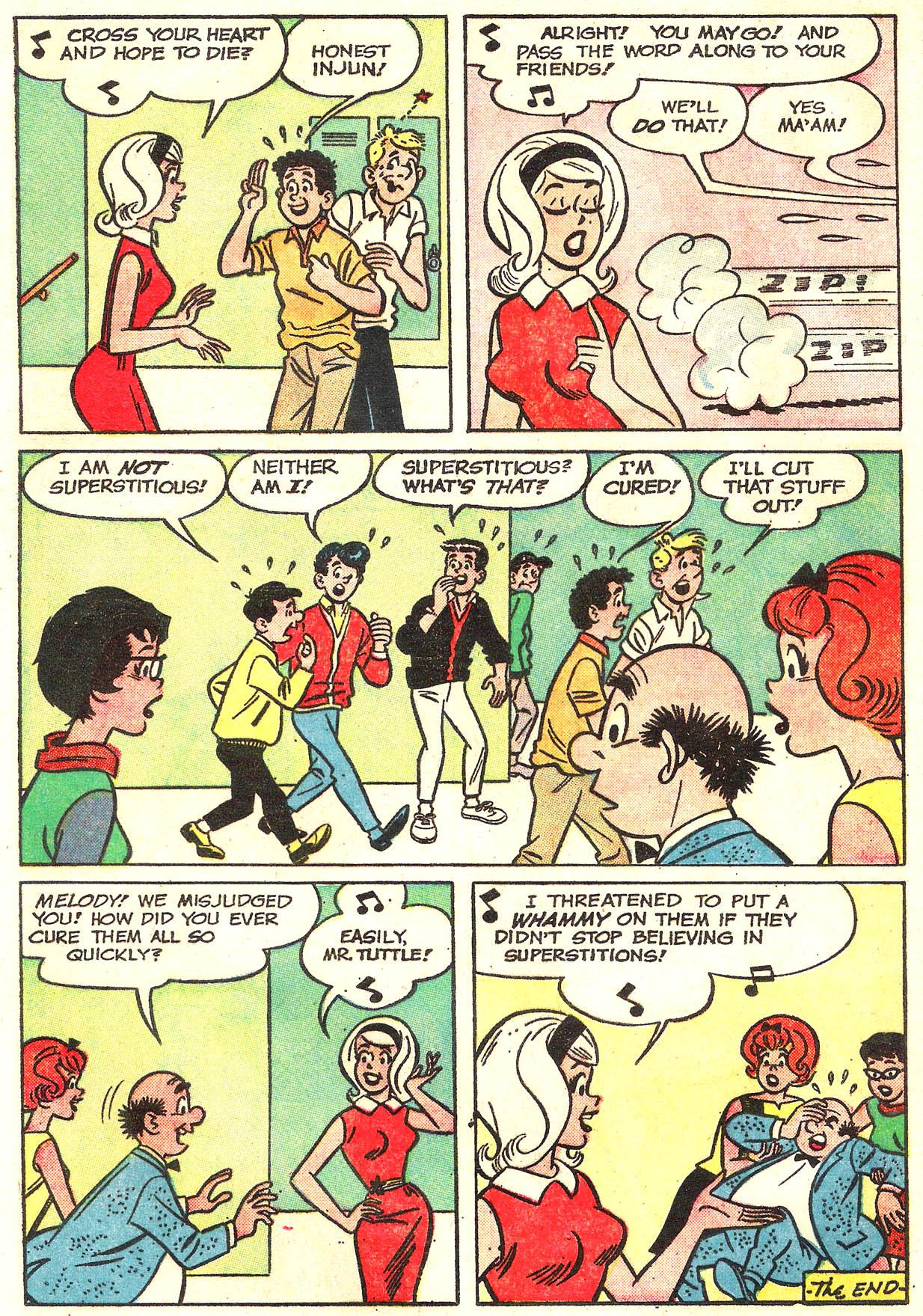 Read online She's Josie comic -  Issue #4 - 8