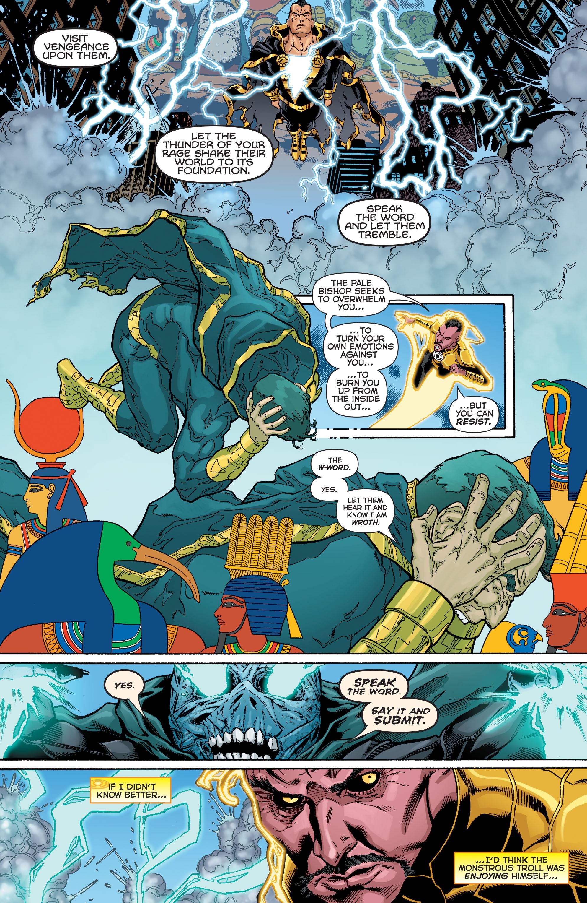Read online Sinestro comic -  Issue #17 - 10