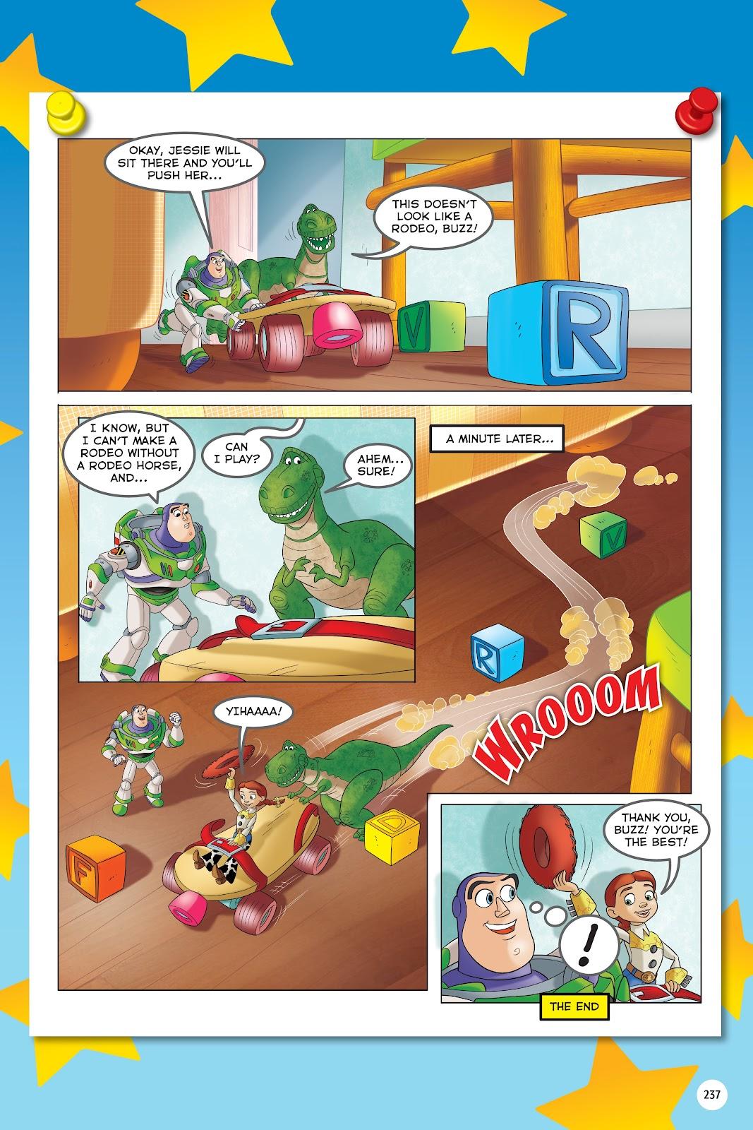 Read online DISNEY·PIXAR Toy Story Adventures comic -  Issue # TPB 1 (Part 3) - 37