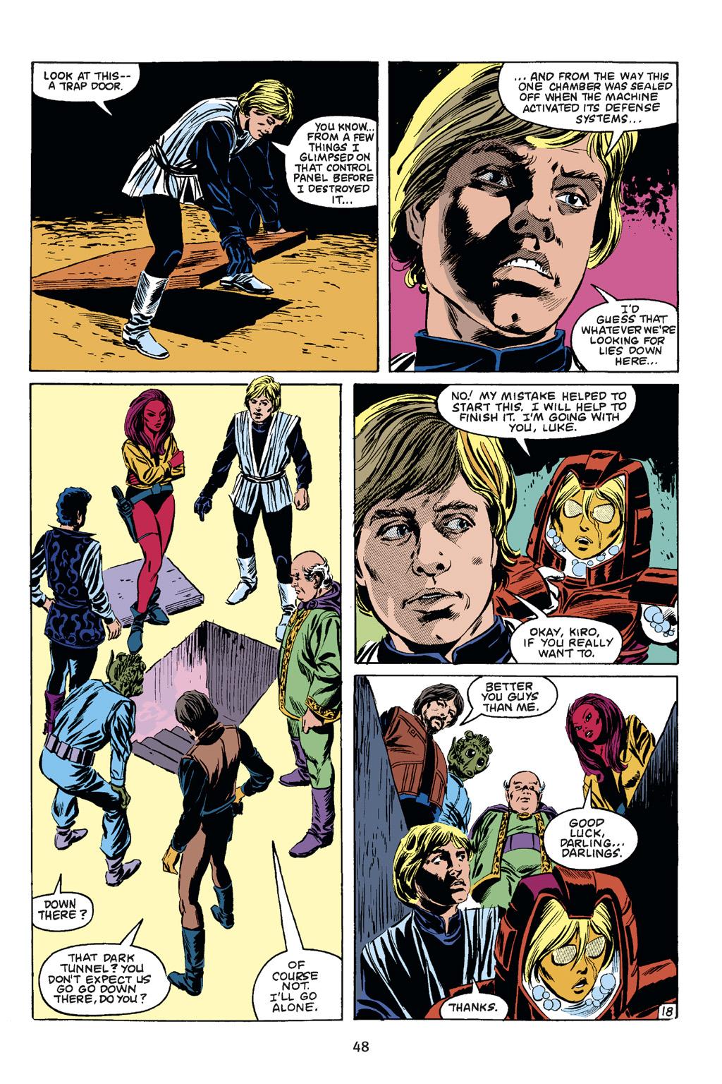 Read online Star Wars Omnibus comic -  Issue # Vol. 21 - 46