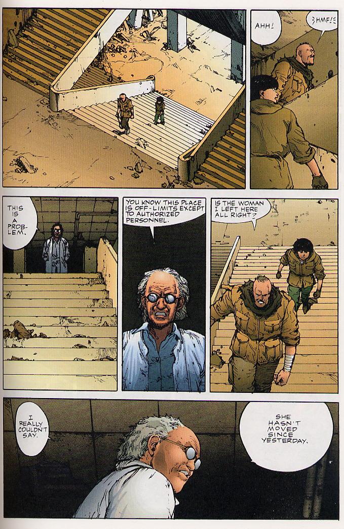 Read online Akira comic -  Issue #25 - 44
