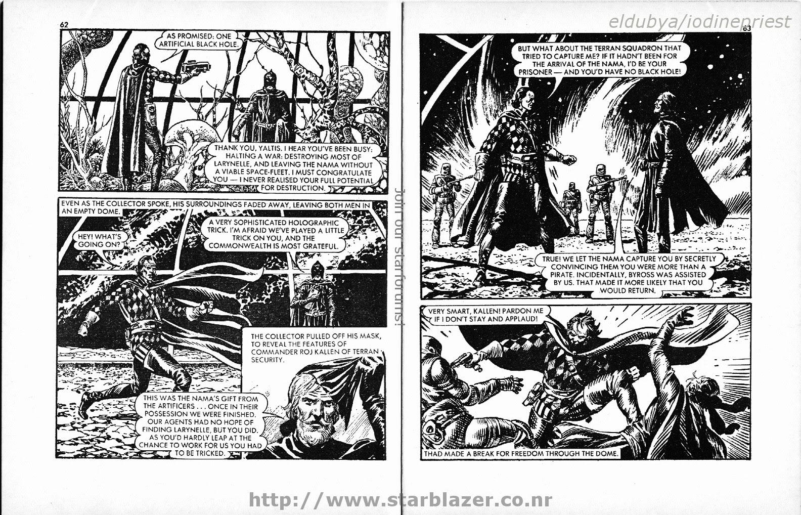 Starblazer issue 141 - Page 33