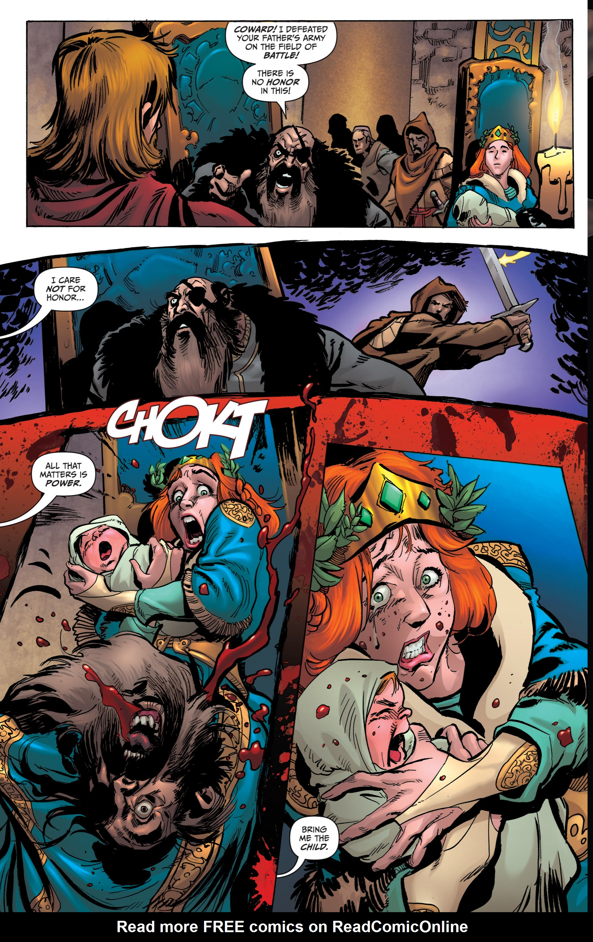 Read online Grimm Fairy Tales presents Grimm Universe comic -  Issue # TPB - 153