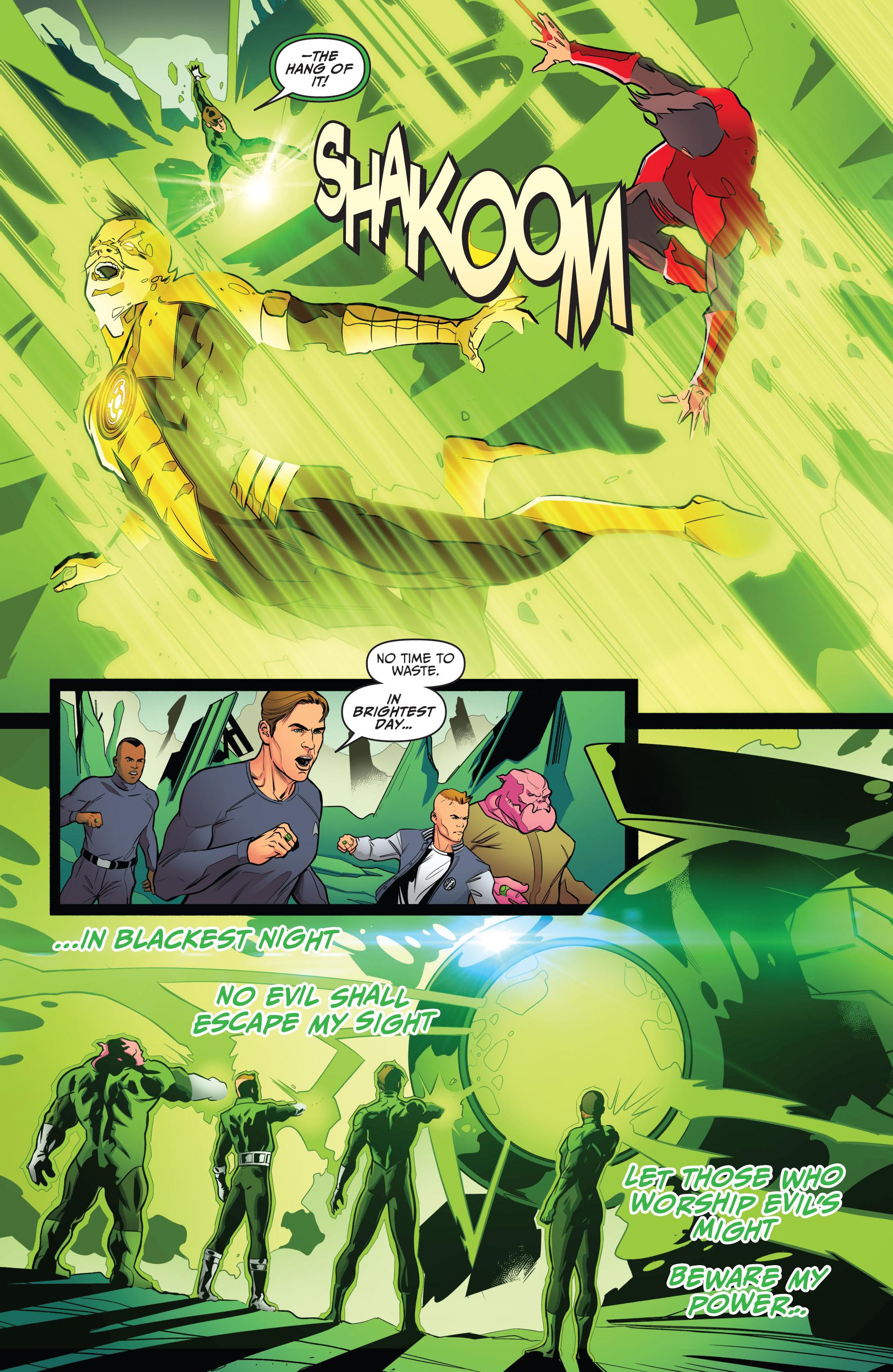 Read online Star Trek/Green Lantern (2016) comic -  Issue #6 - 5