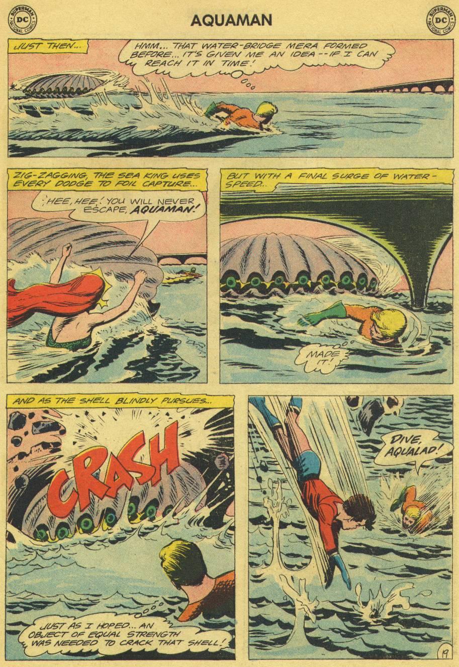 Read online Aquaman (1962) comic -  Issue #13 - 26
