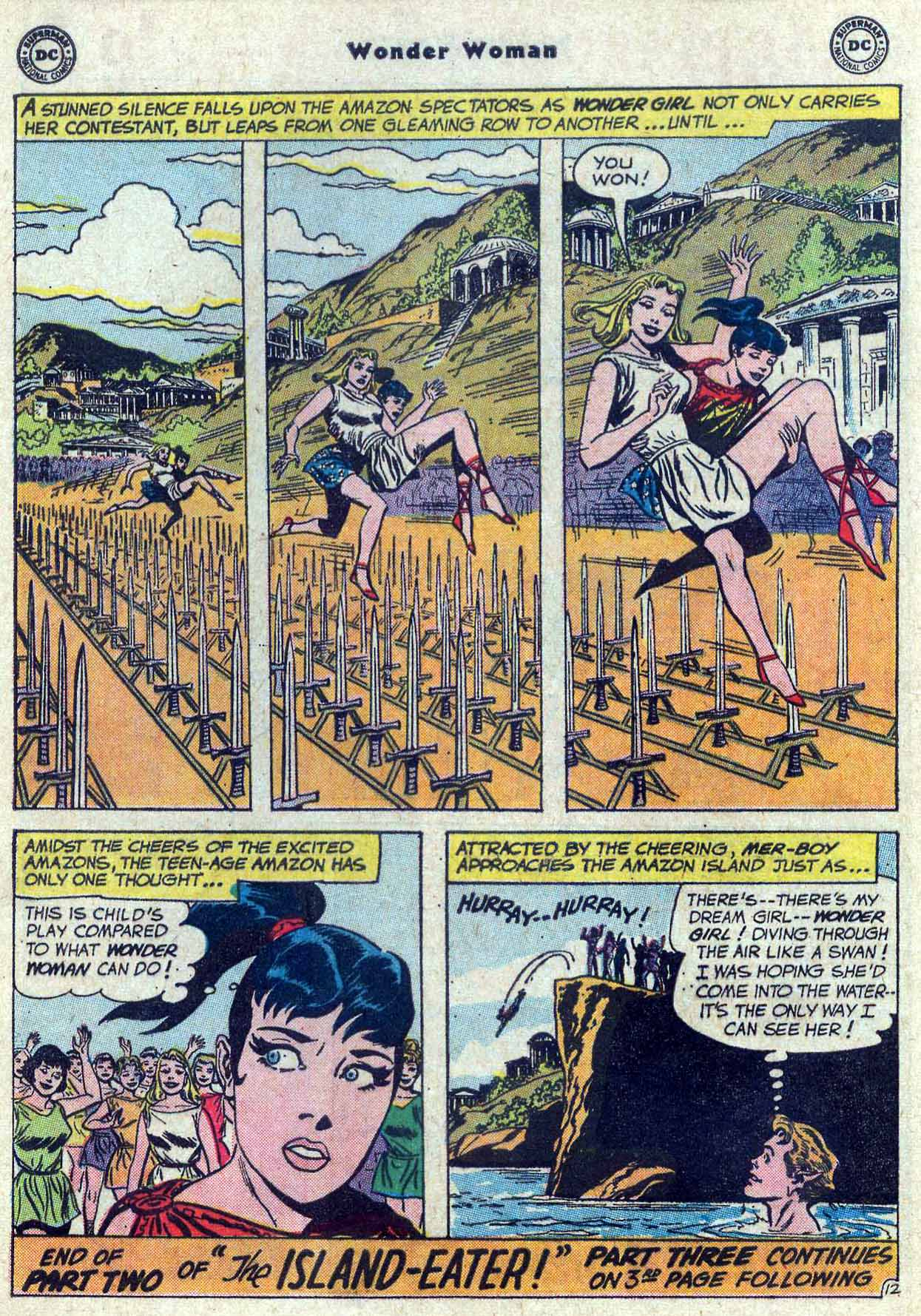 Read online Wonder Woman (1942) comic -  Issue #121 - 16