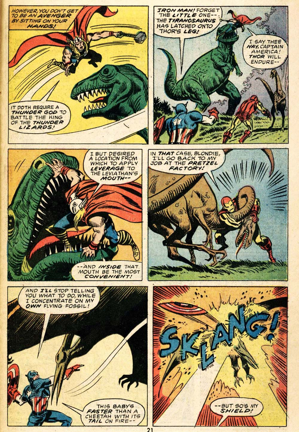 The Avengers (1963) 110 Page 15
