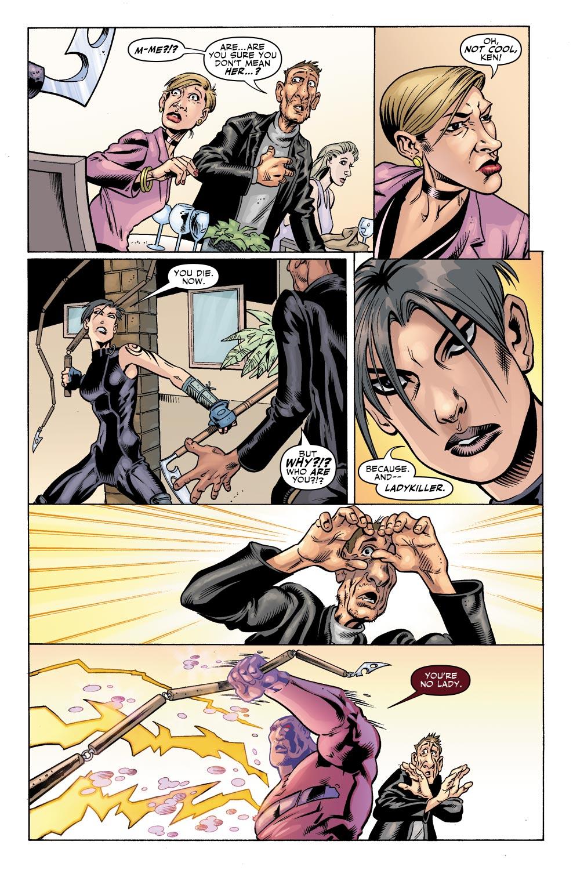 Read online Wonder Man (2007) comic -  Issue #1 - 17