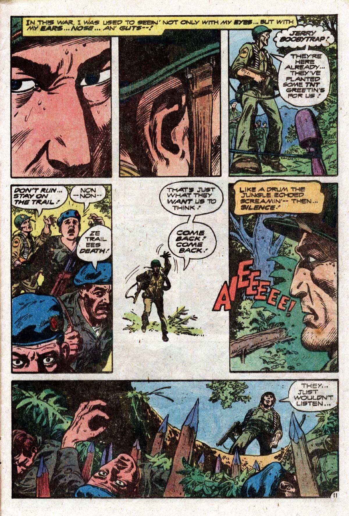 Read online Sgt. Rock comic -  Issue #319 - 14