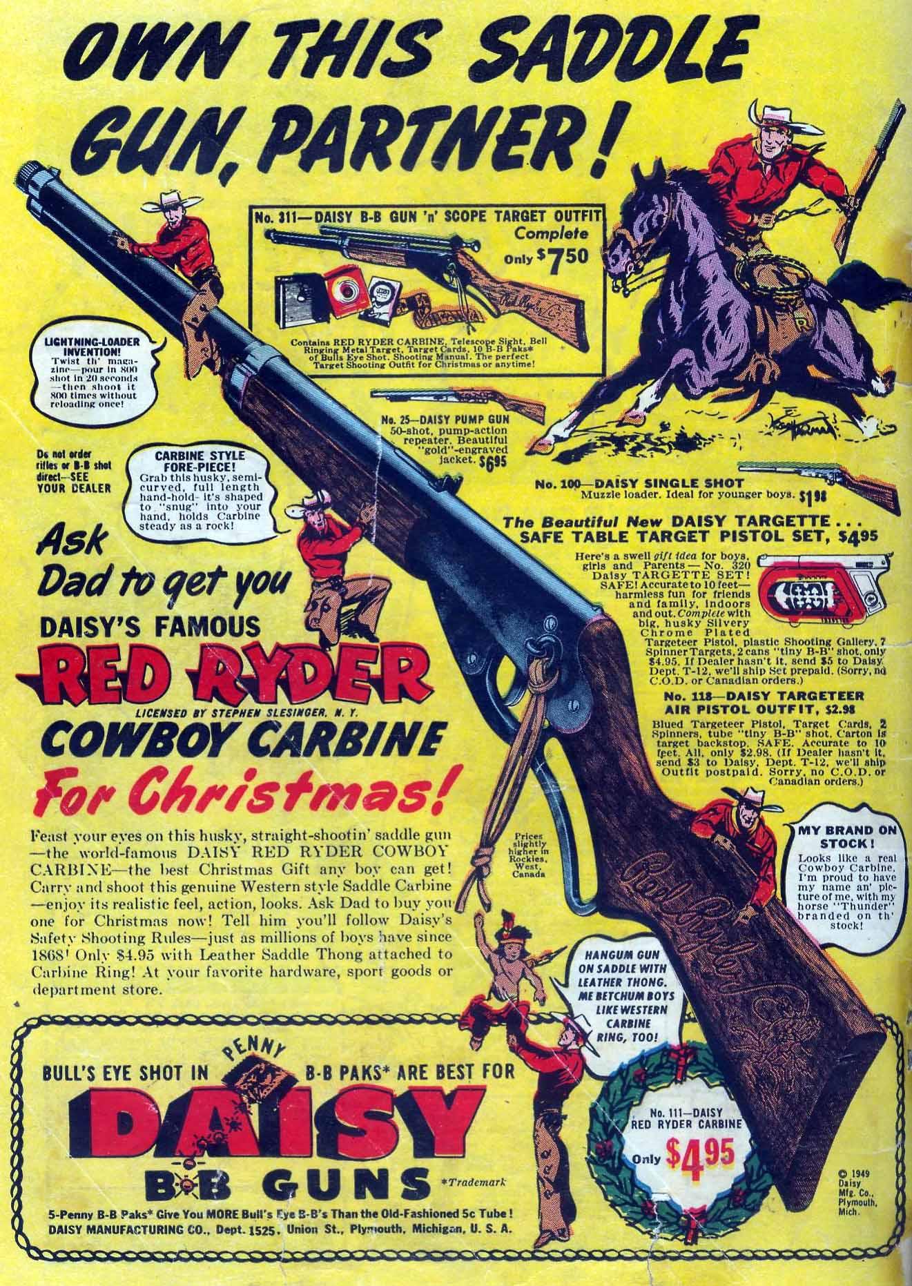 Read online Adventure Comics (1938) comic -  Issue #149 - 52