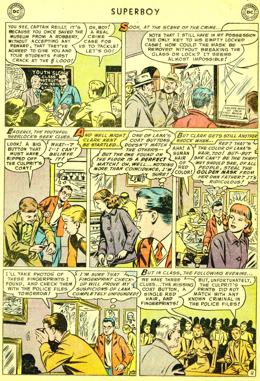 Superboy (1949) issue 41 - Page 15
