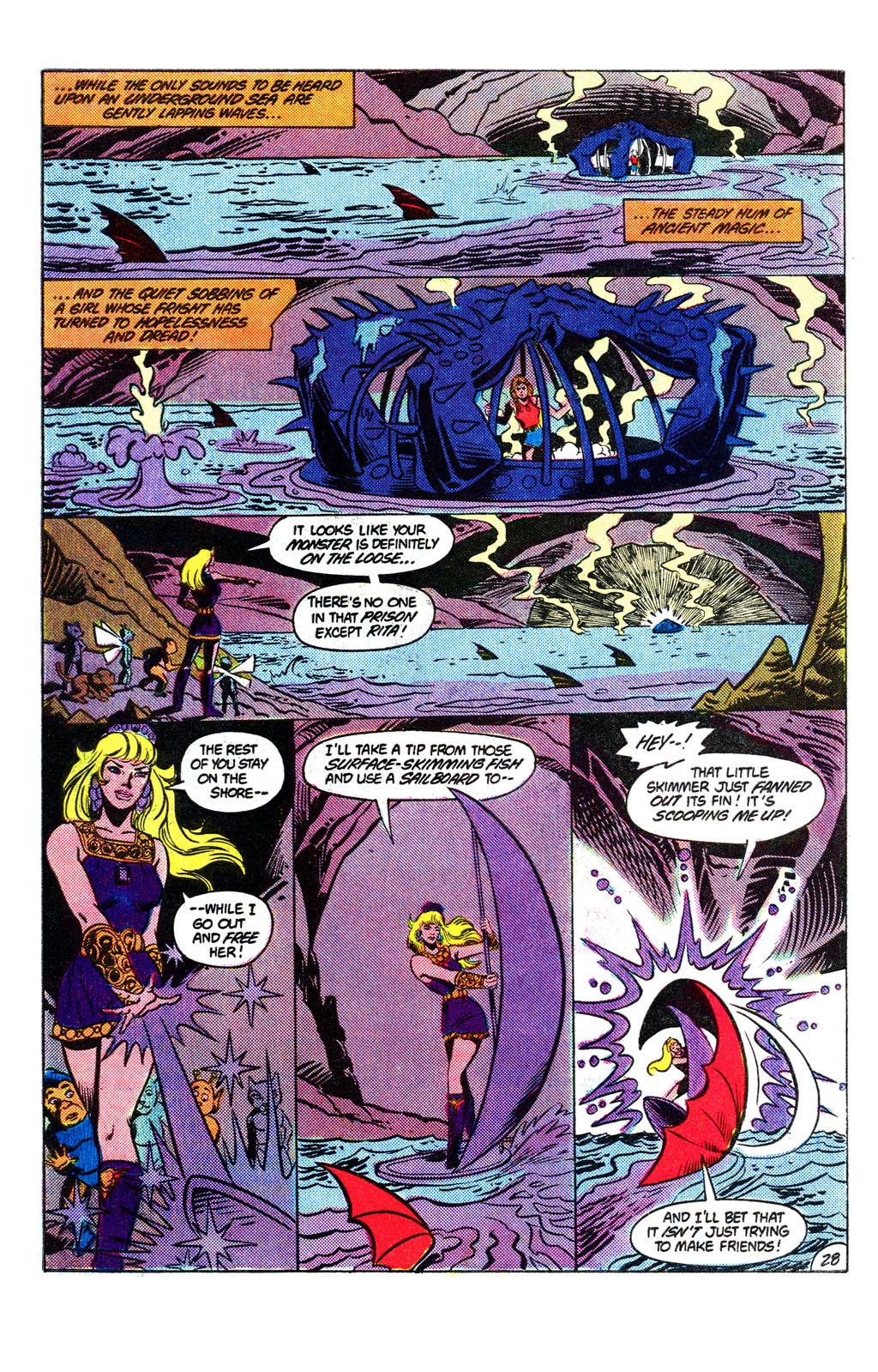 Read online Amethyst, Princess of Gemworld comic -  Issue # _Annual 1 - 29