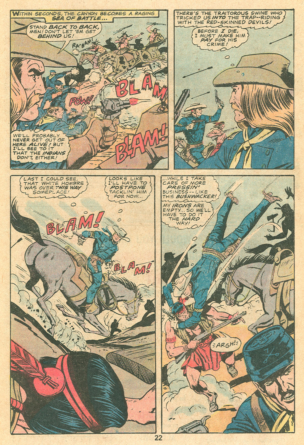 The Rawhide Kid (1955) issue 131 - Page 24