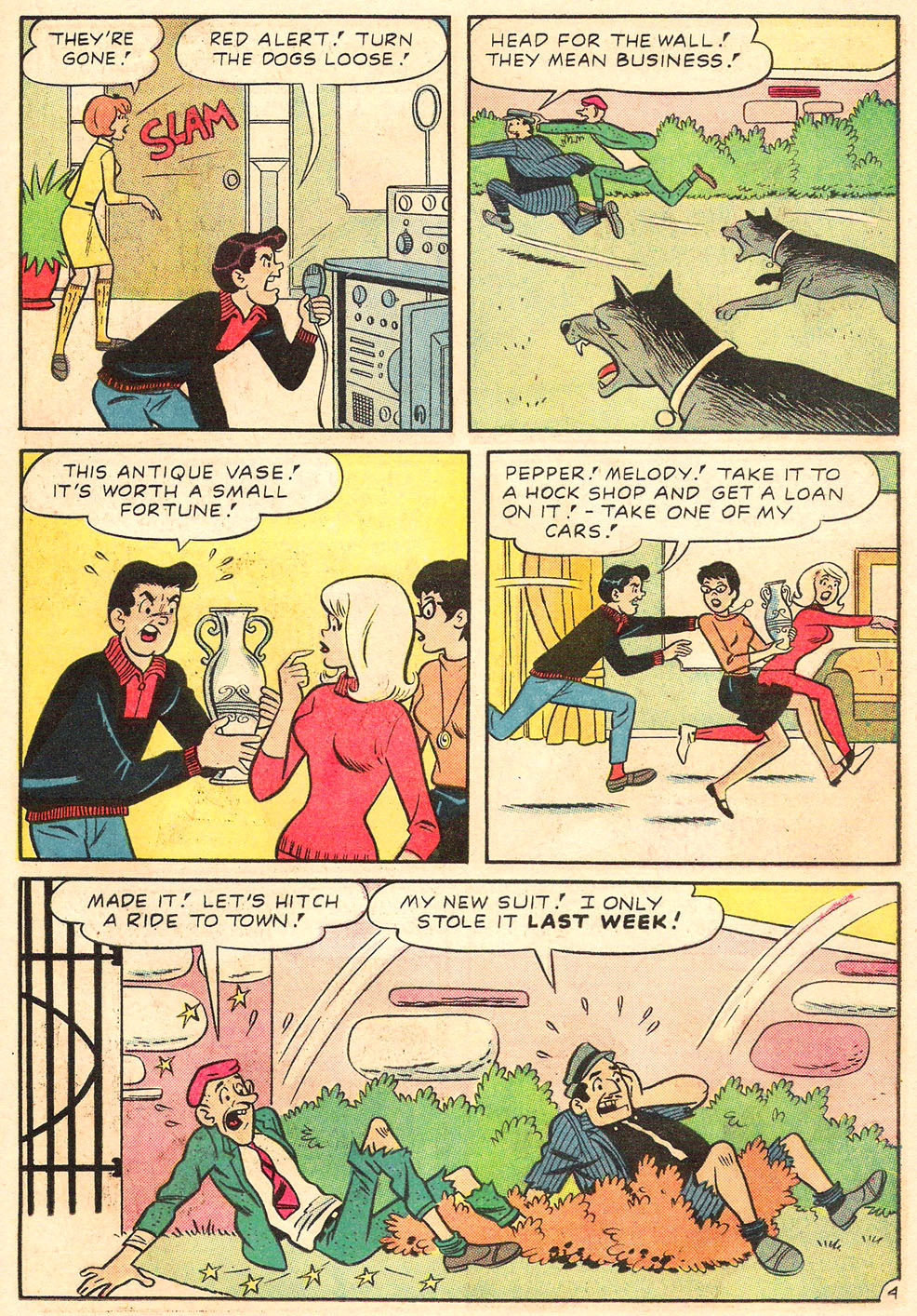 Read online She's Josie comic -  Issue #19 - 23