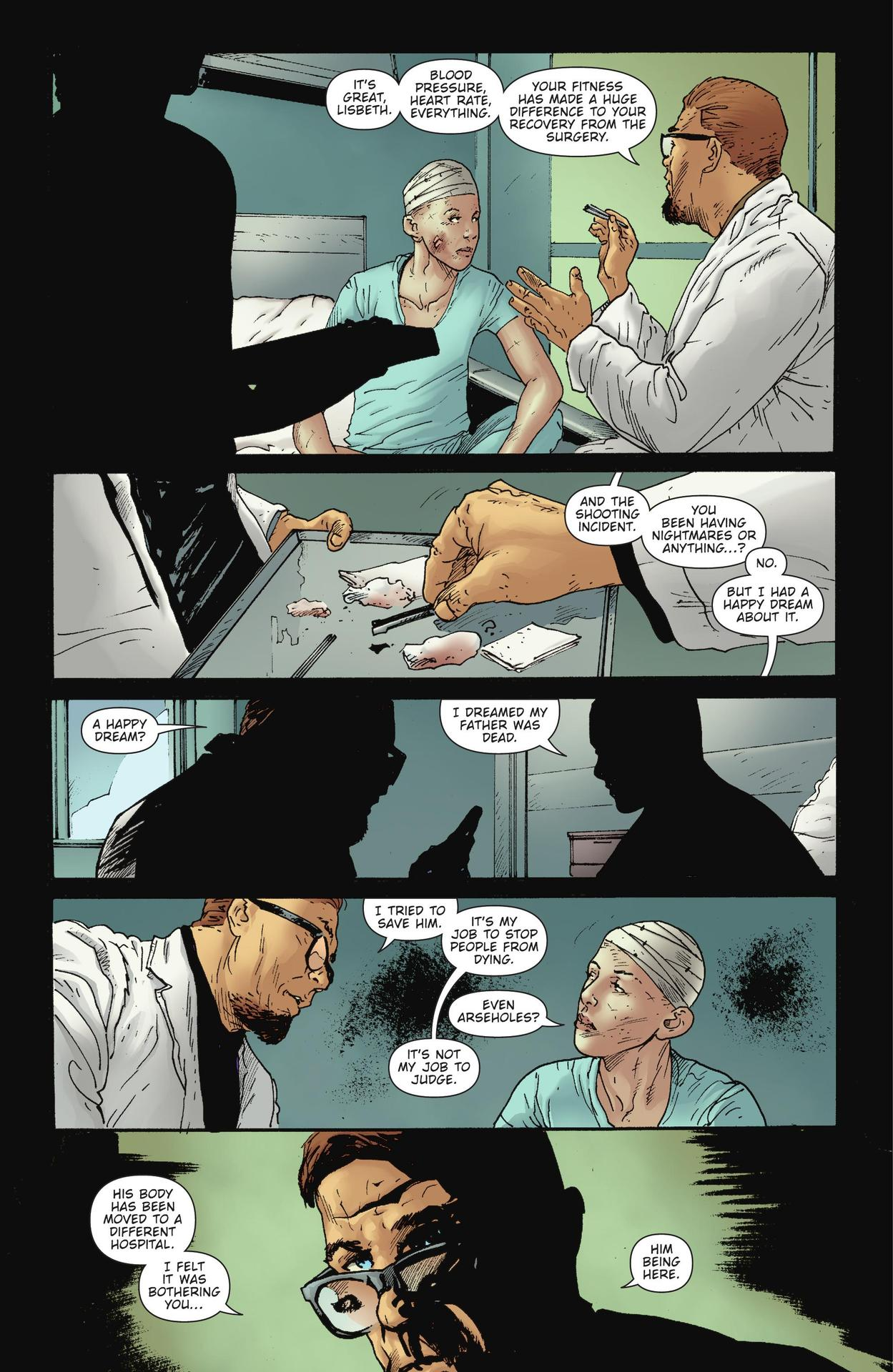 Read online The Girl Who Kicked The Hornet's Nest comic -  Issue # TPB - 118