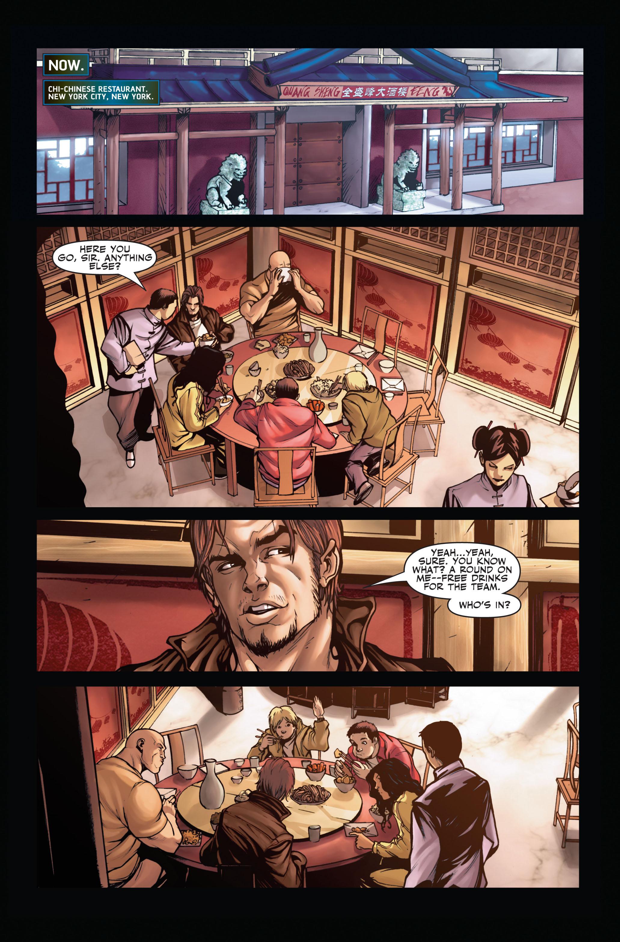 Read online Secret Warriors comic -  Issue #2 - 13