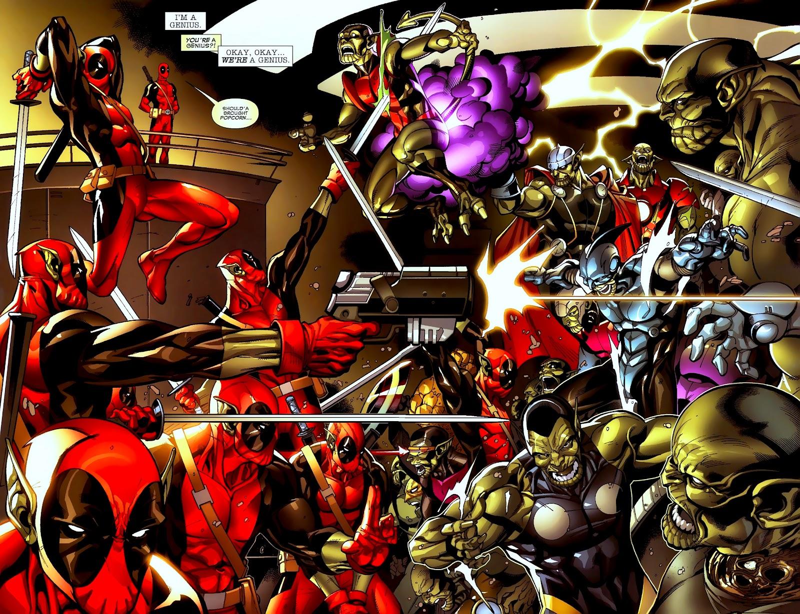 Read online Deadpool (2008) comic -  Issue #2 - 16