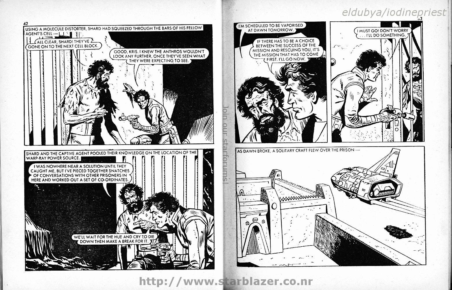 Starblazer issue 114 - Page 23