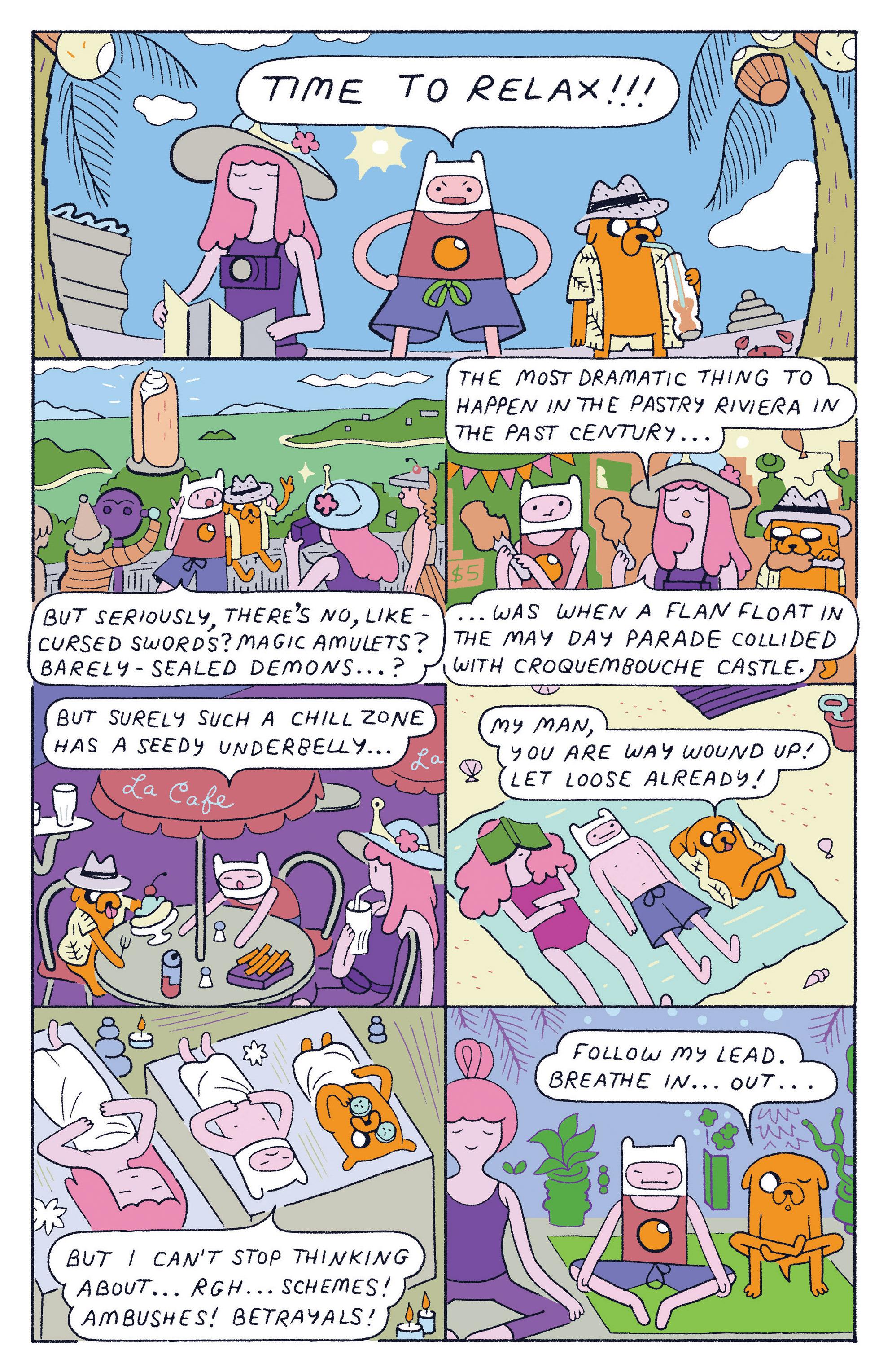 Read online Adventure Time Comics comic -  Issue #2 - 17