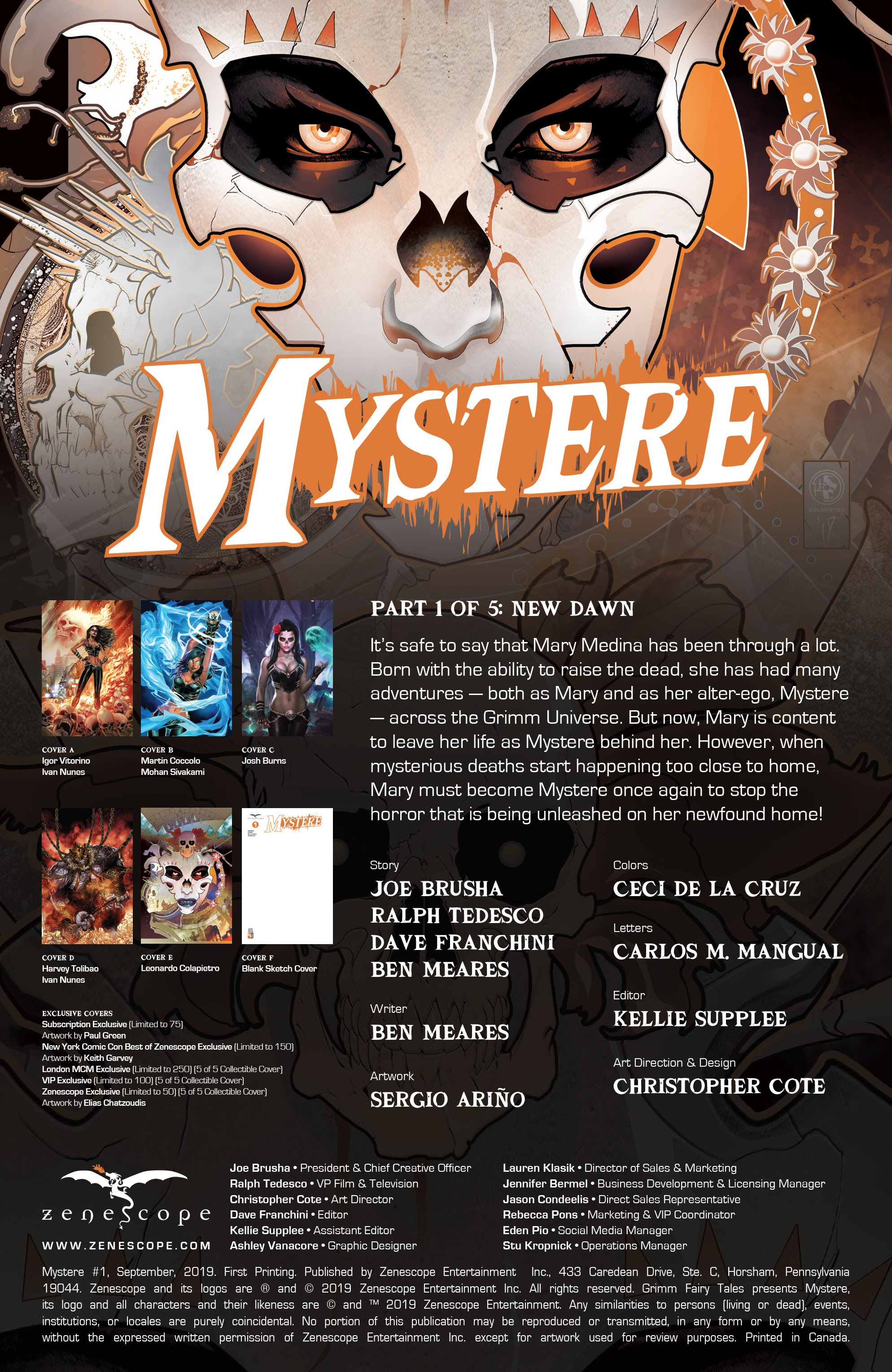 Mystere 1 Page 2