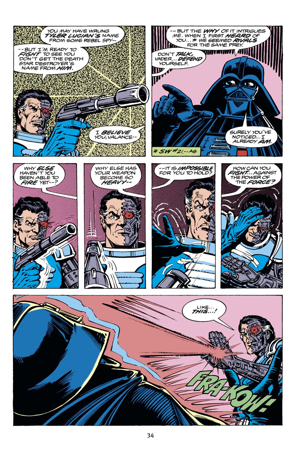 Read online Star Wars Omnibus comic -  Issue # Vol. 14 - 35