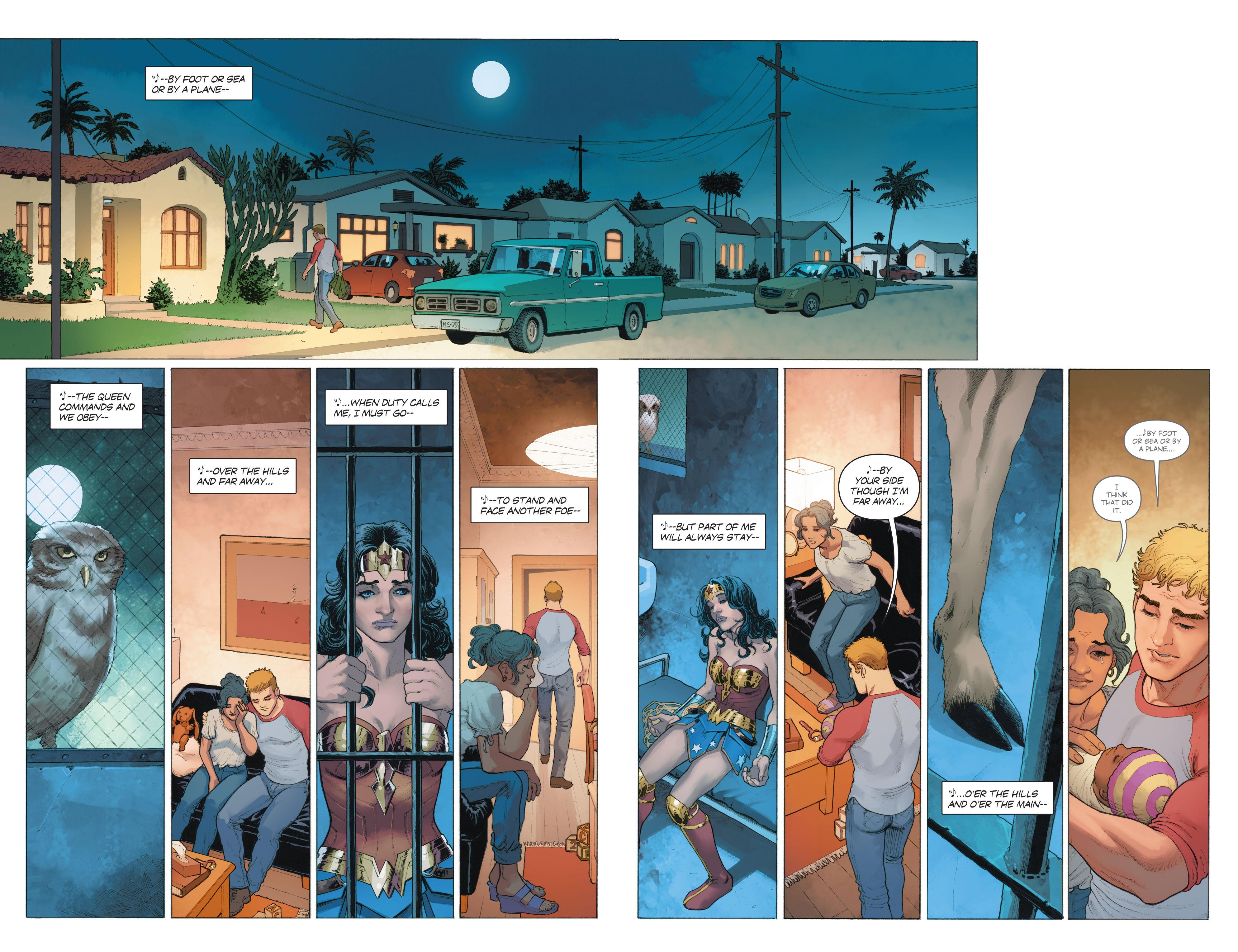 Read online Wonder Woman (2016) comic -  Issue #6 - 15